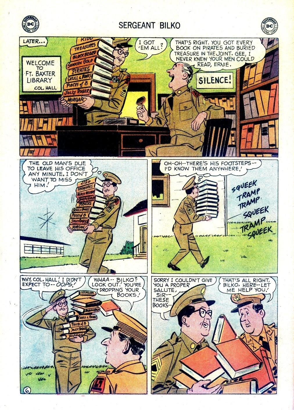 Sergeant Bilko issue 9 - Page 8