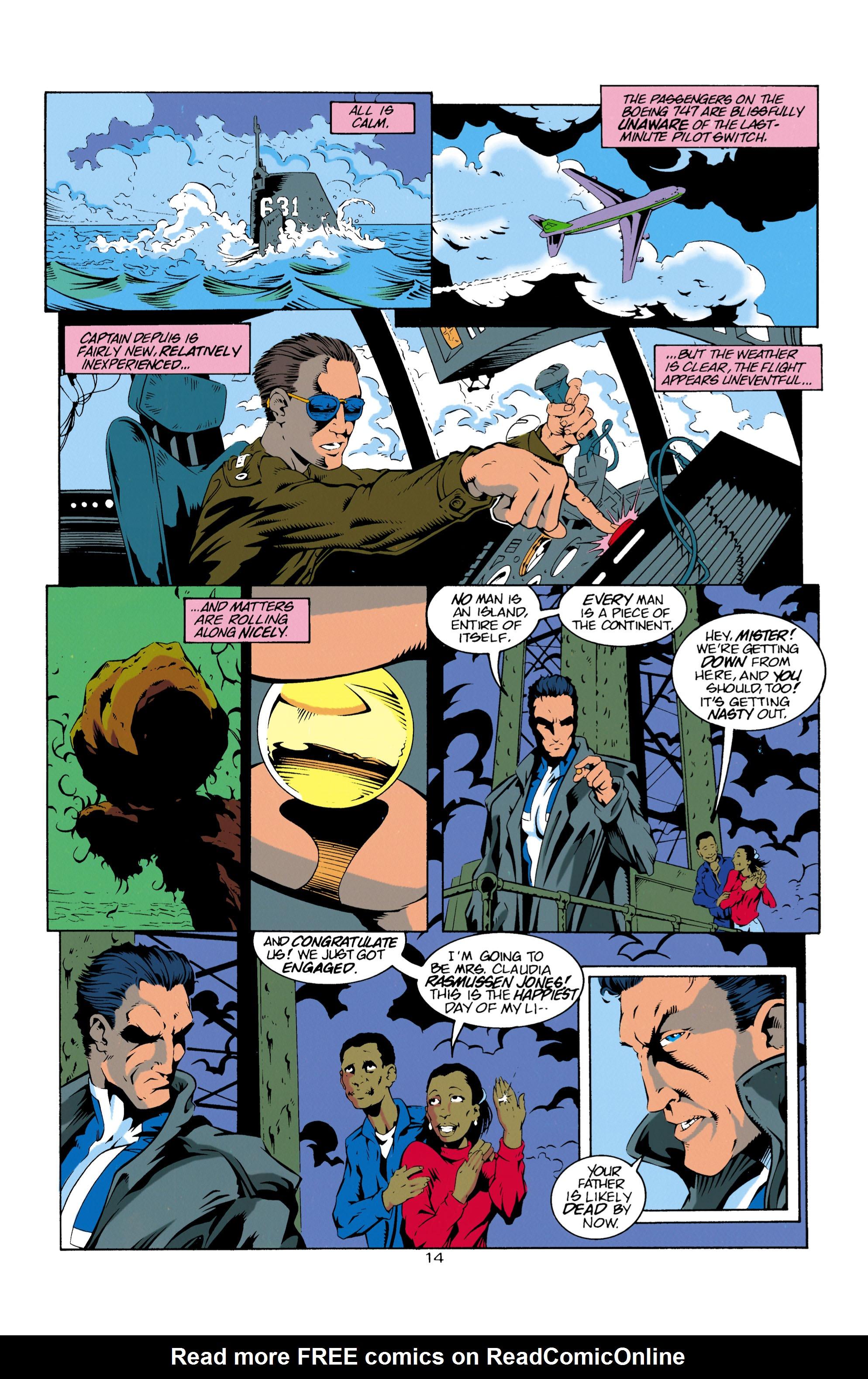 Read online Aquaman (1994) comic -  Issue #14 - 15