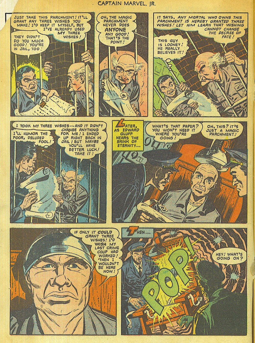 Captain Marvel, Jr. issue 96 - Page 4