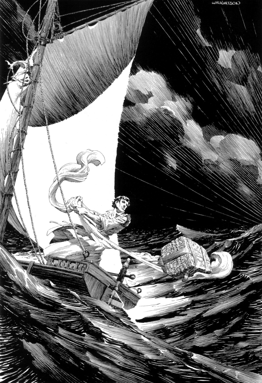 Read online Bernie Wrightson's Frankenstein comic -  Issue # Full - 36
