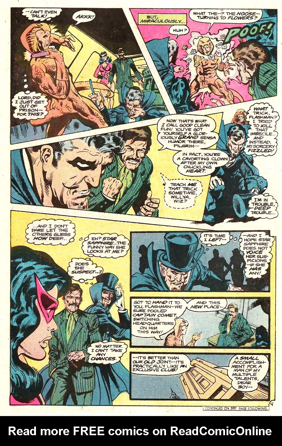 Read online Secret Society of Super-Villains comic -  Issue #8 - 5