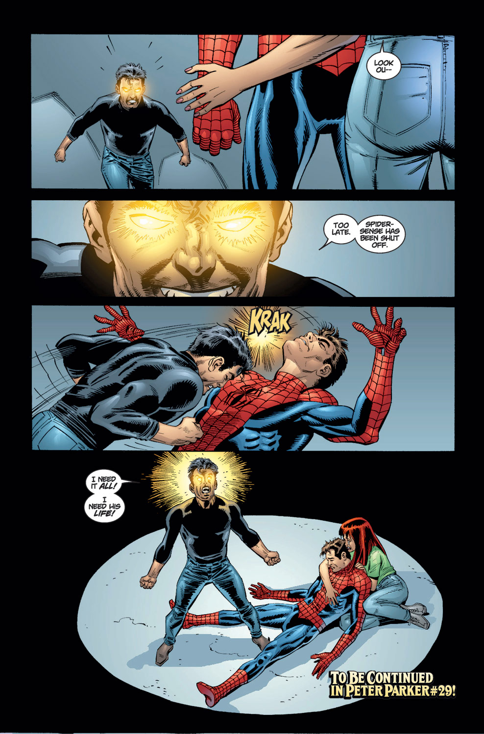 The Amazing Spider-Man (1999) 29 Page 22