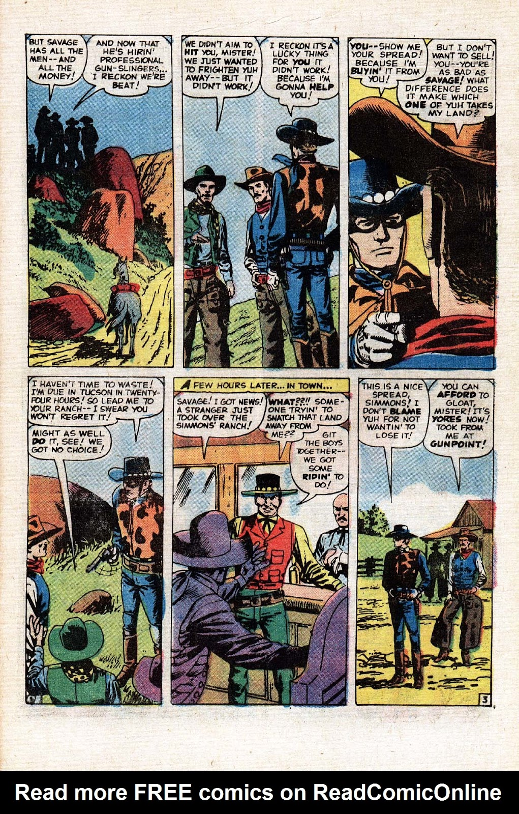 The Mighty Marvel Western issue 15 - Page 27