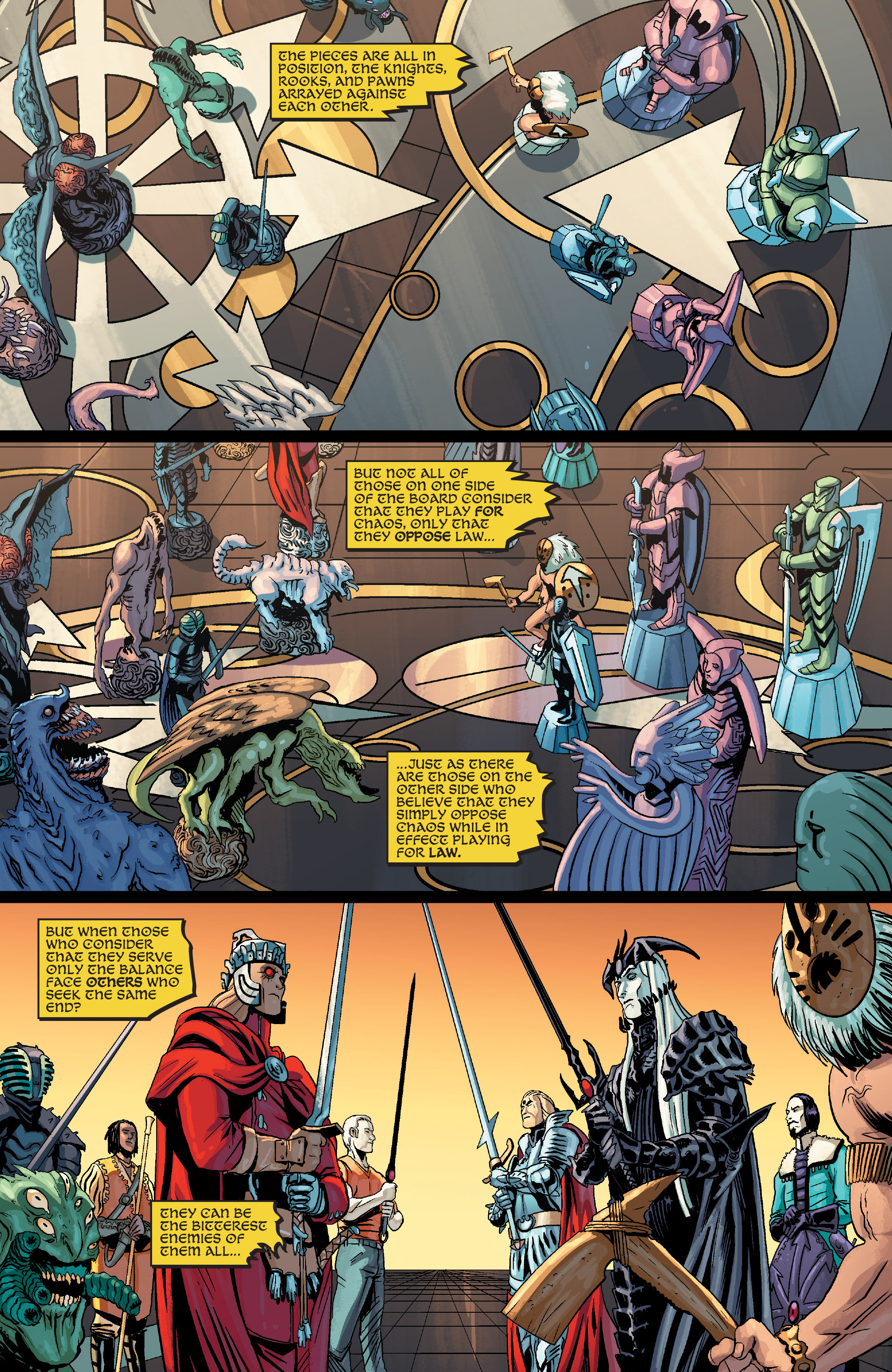 Read online Elric: The Balance Lost comic -  Issue # TPB 2 - 48