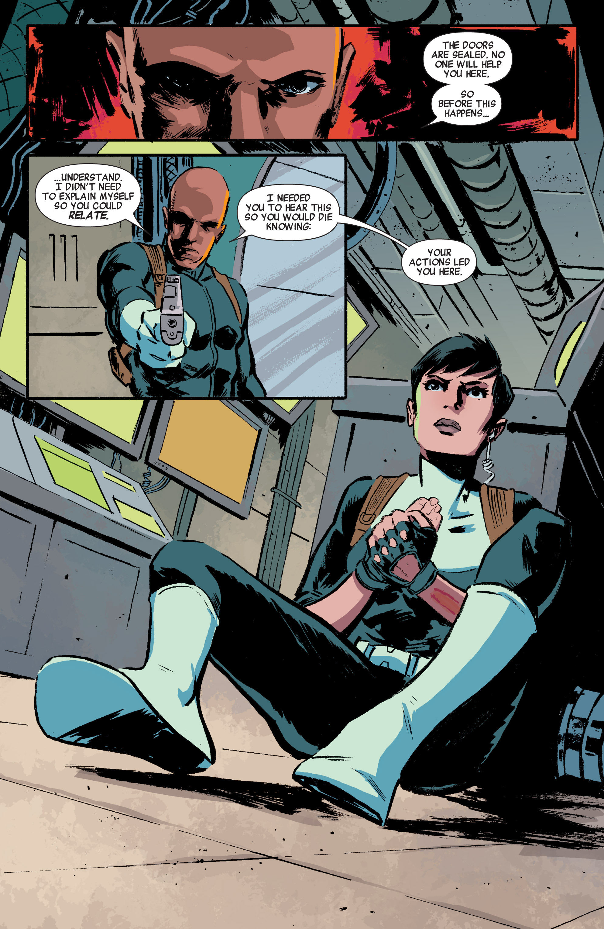 Read online Secret Avengers (2014) comic -  Issue #2 - 9
