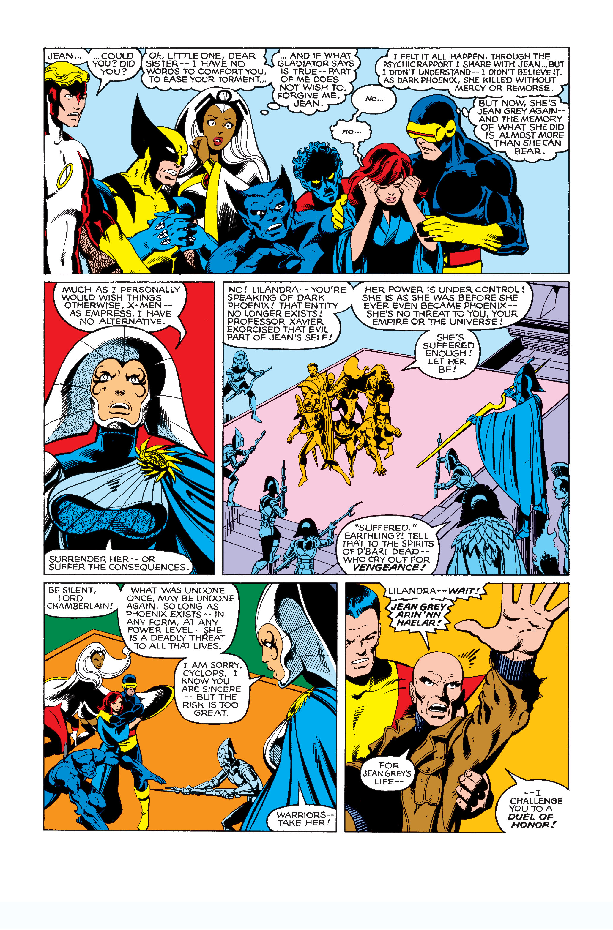 Uncanny X-Men (1963) 137 Page 4