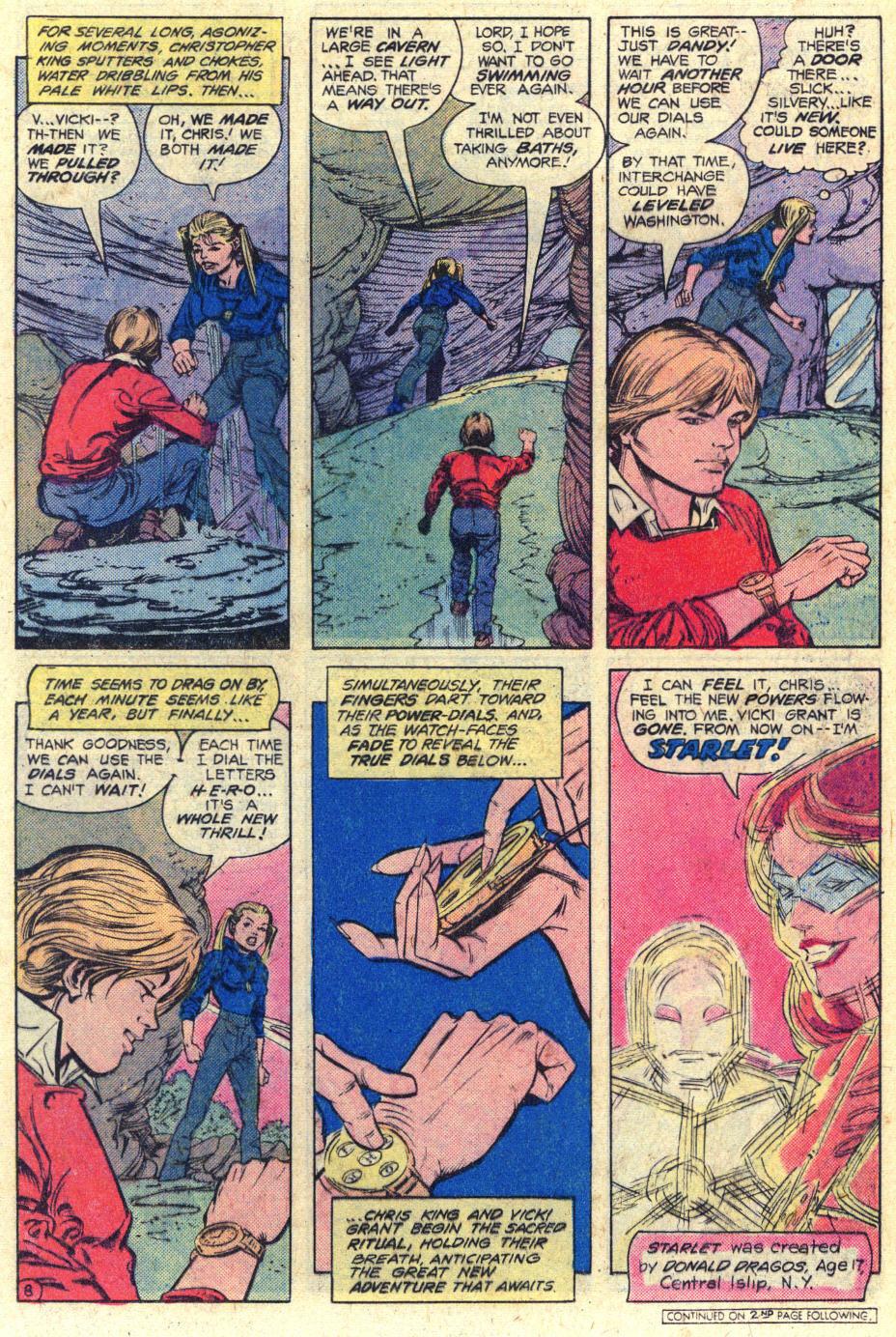 Read online Adventure Comics (1938) comic -  Issue #482 - 9