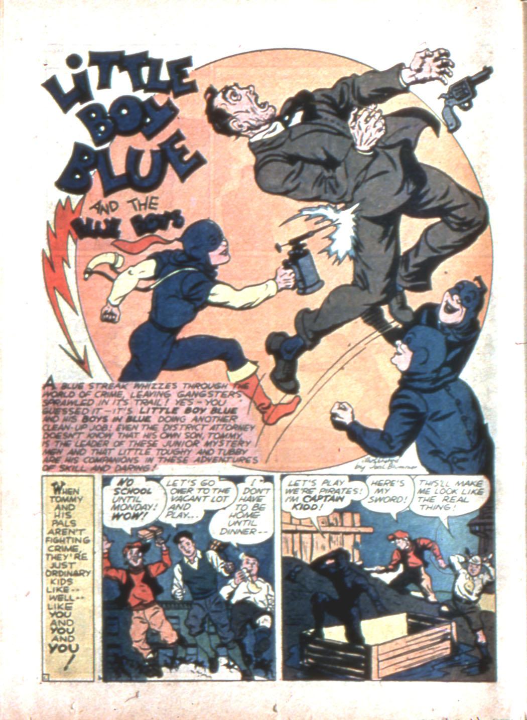 Read online Sensation (Mystery) Comics comic -  Issue #11 - 46