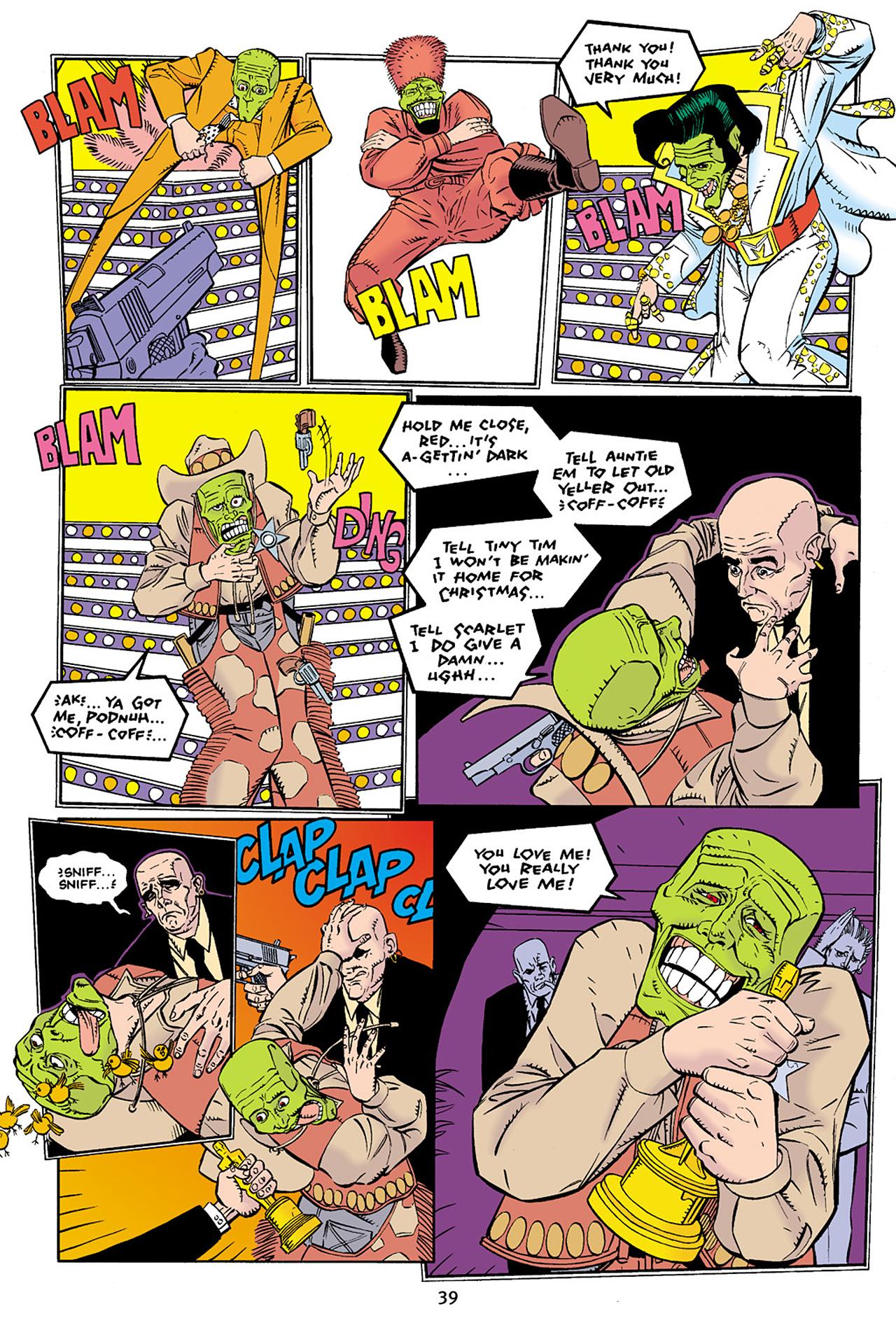 Read online Adventures Of The Mask Omnibus comic -  Issue #Adventures Of The Mask Omnibus Full - 39