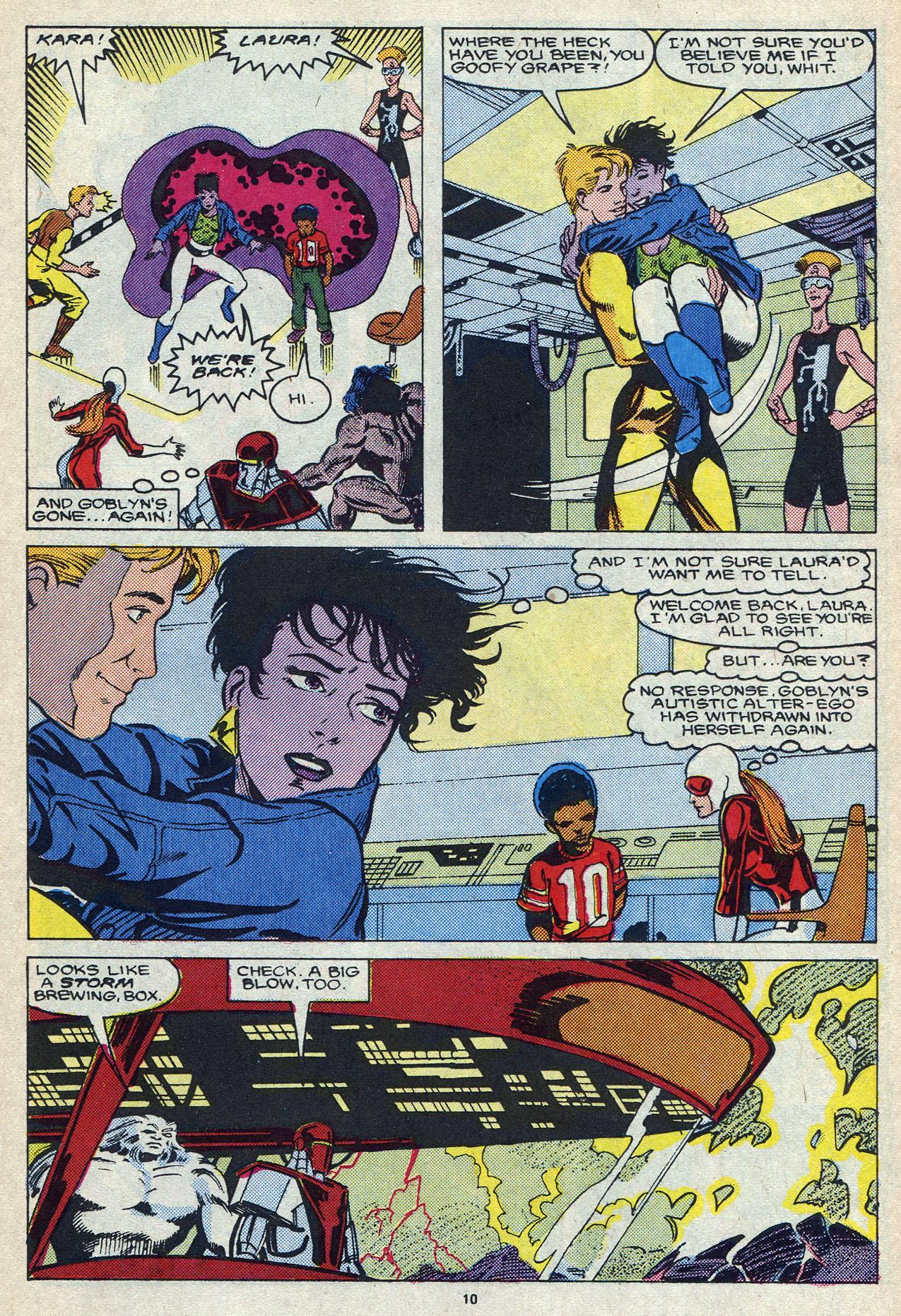 Read online Alpha Flight (1983) comic -  Issue #57 - 15