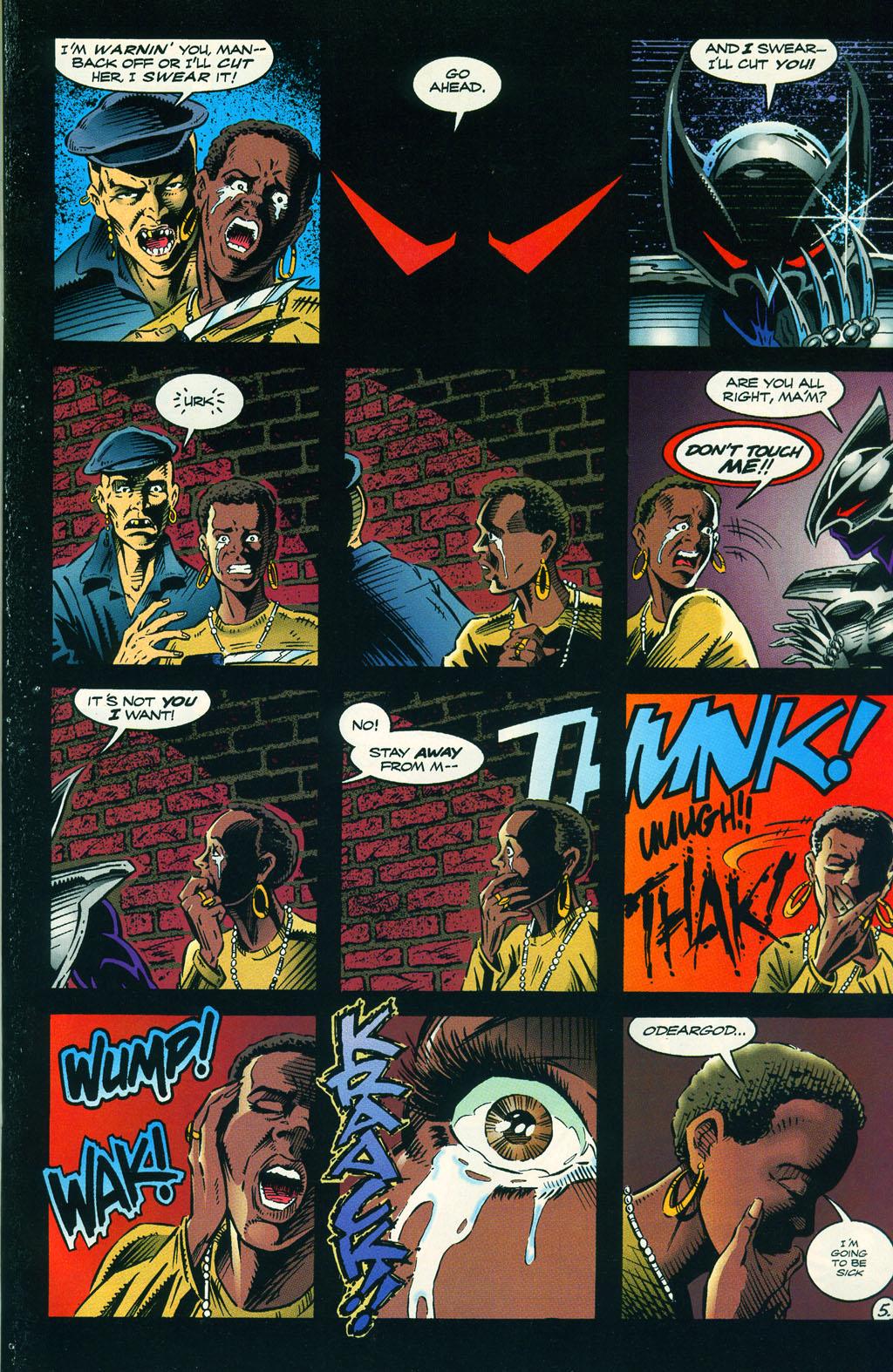 Read online ShadowHawk comic -  Issue #5 - 9