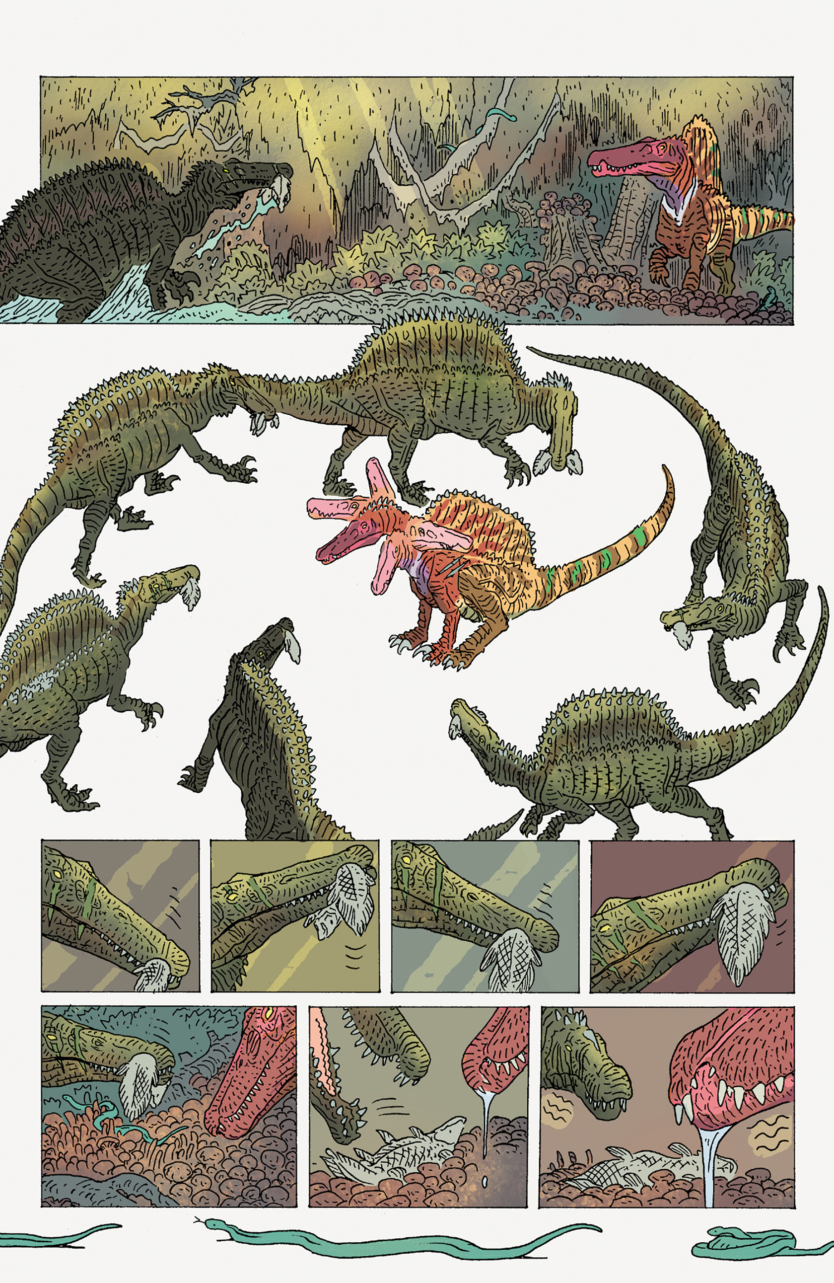 Read online Age of Reptiles: Ancient Egyptians comic -  Issue #2 - 13