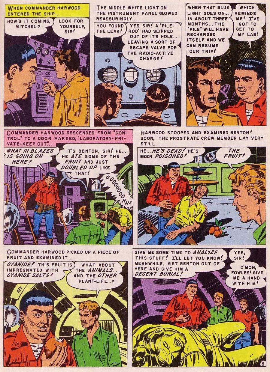 Weird Fantasy (1951) issue 10 - Page 28