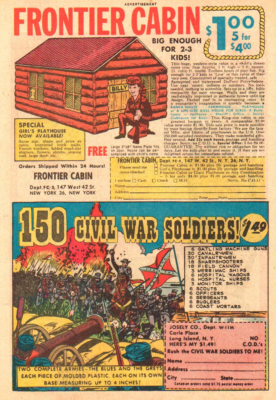 Our Army at War (1952) issue 97 - Page 34
