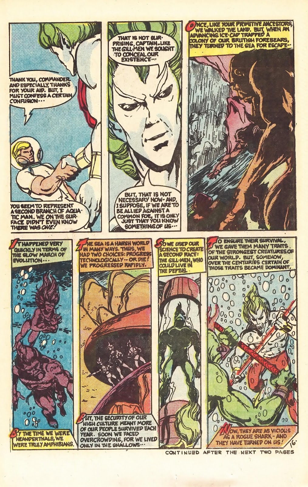 Read online Doomsday   1 (1975) comic -  Issue #4 - 20