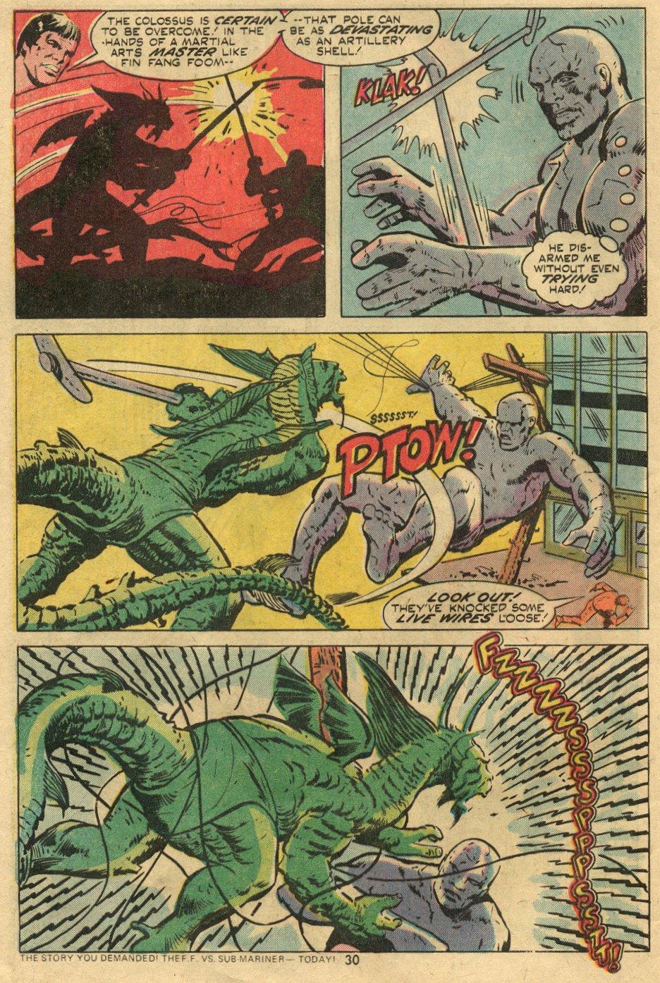 Read online Astonishing Tales (1970) comic -  Issue #24 - 19