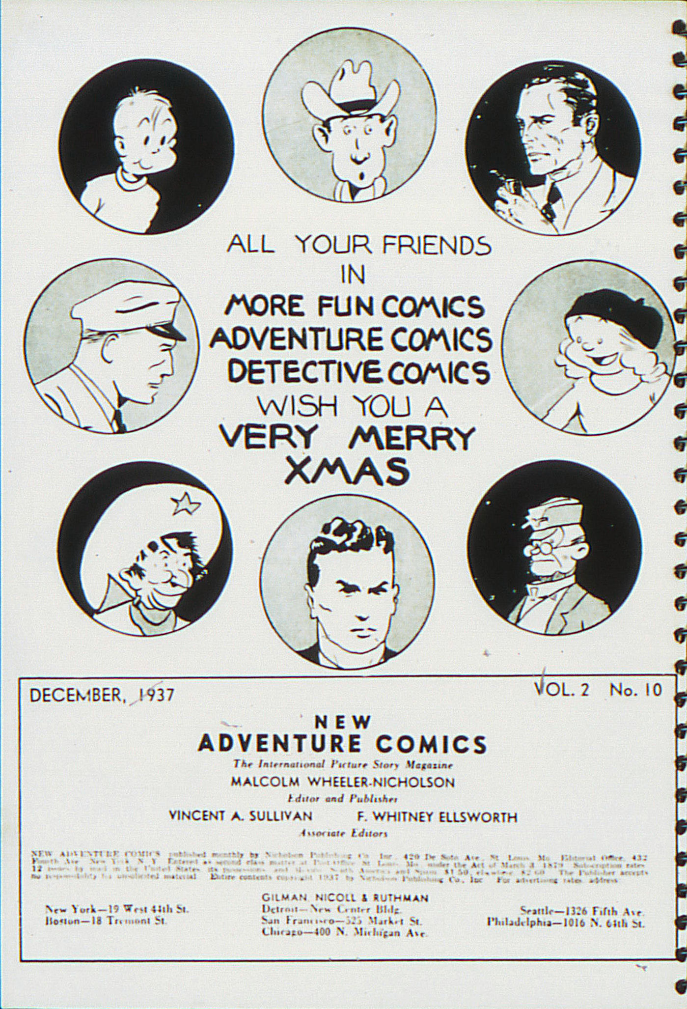 Read online Adventure Comics (1938) comic -  Issue #22 - 3
