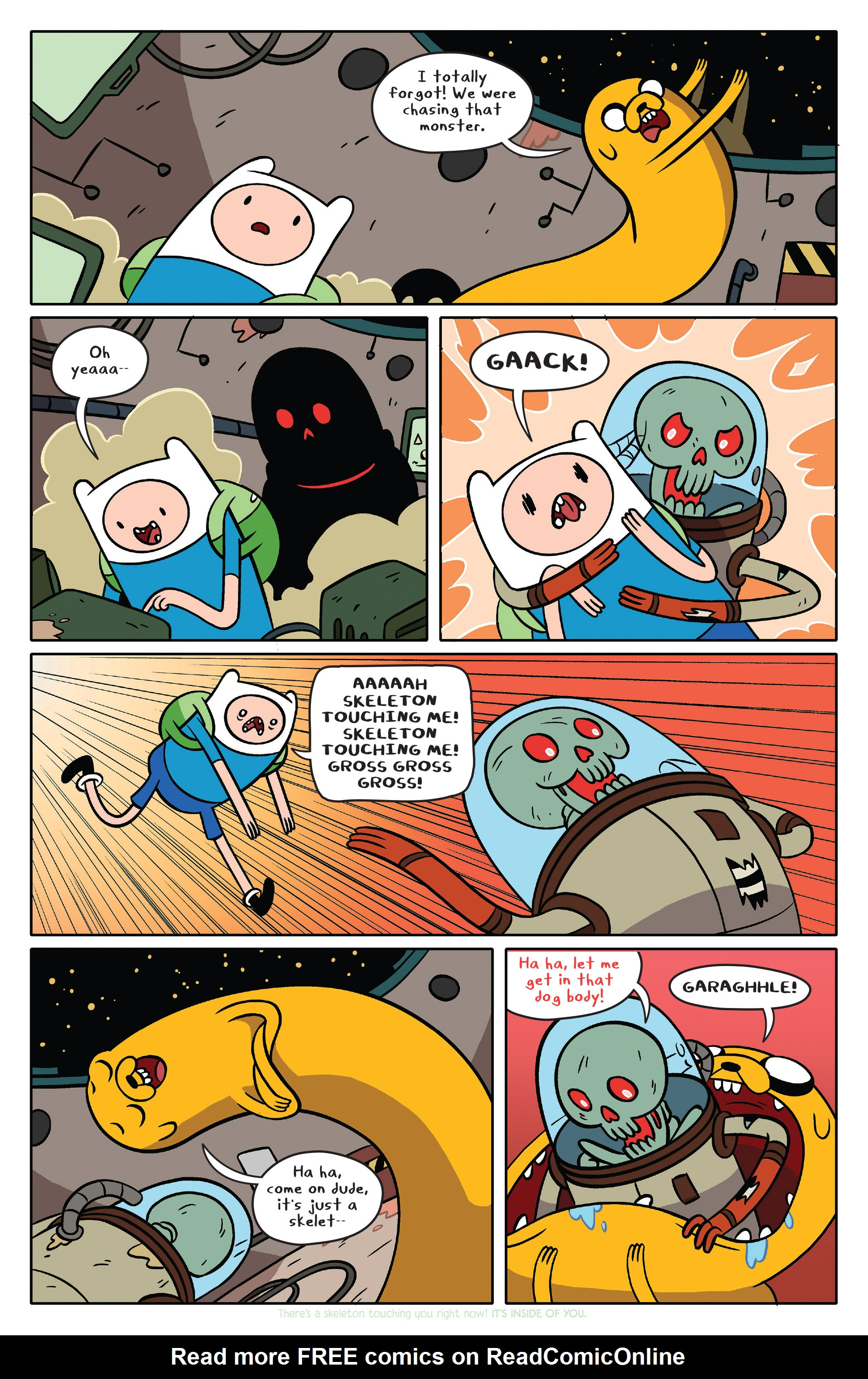 Read online Adventure Time comic -  Issue #36 - 8