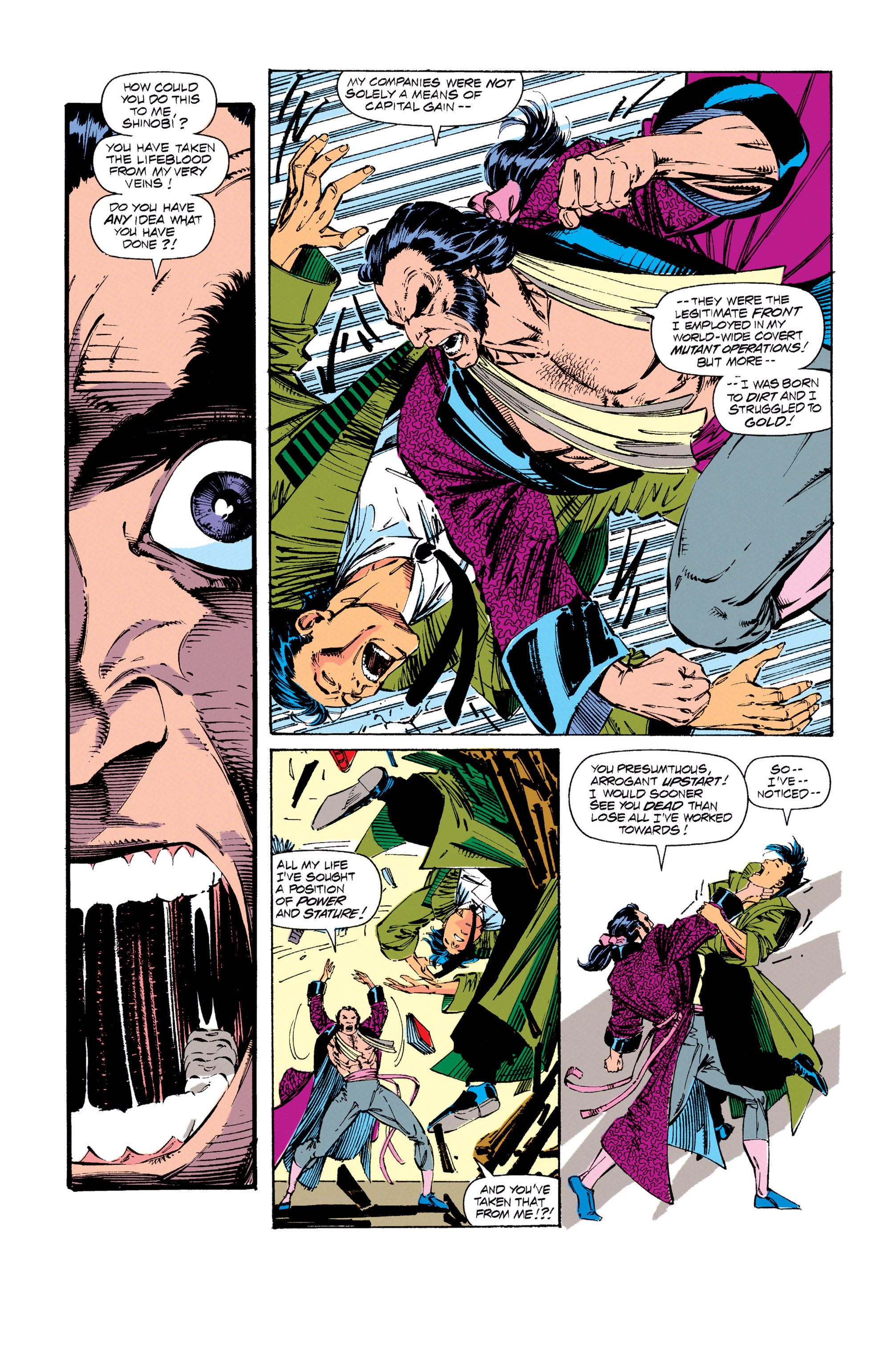 Read online X-Factor (1986) comic -  Issue #67 - 21