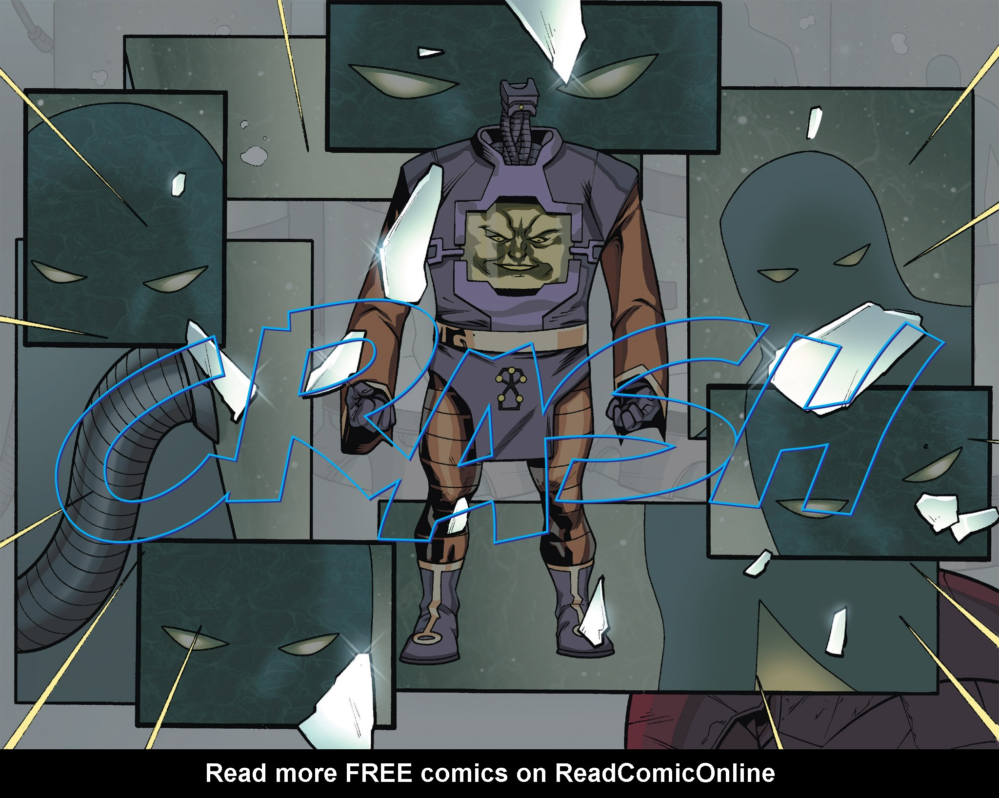 Read online Ultimate Spider-Man (Infinite Comics) (2016) comic -  Issue #4 - 45
