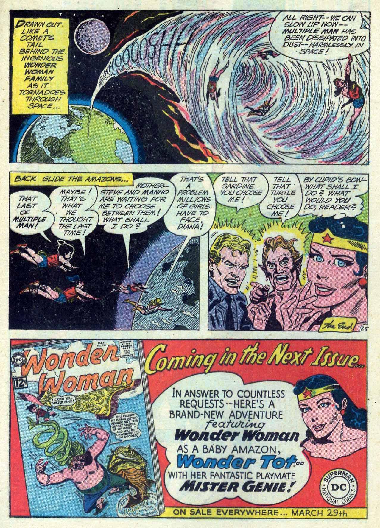 Read online Wonder Woman (1942) comic -  Issue #129 - 33