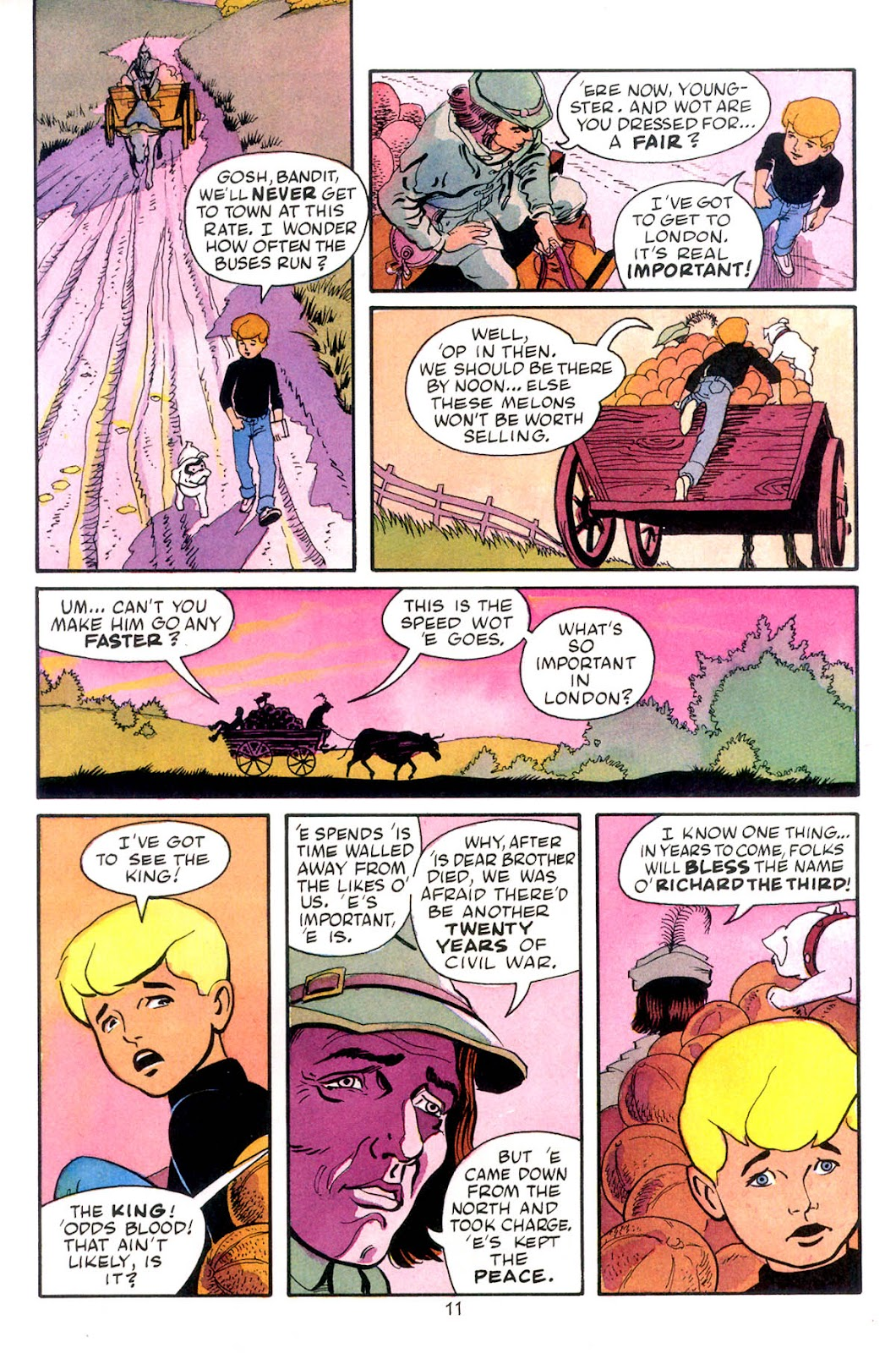 Jonny Quest (1986) issue 10 - Page 13