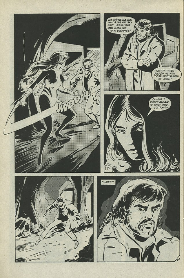 Scimidar (1988) issue 1 - Page 22