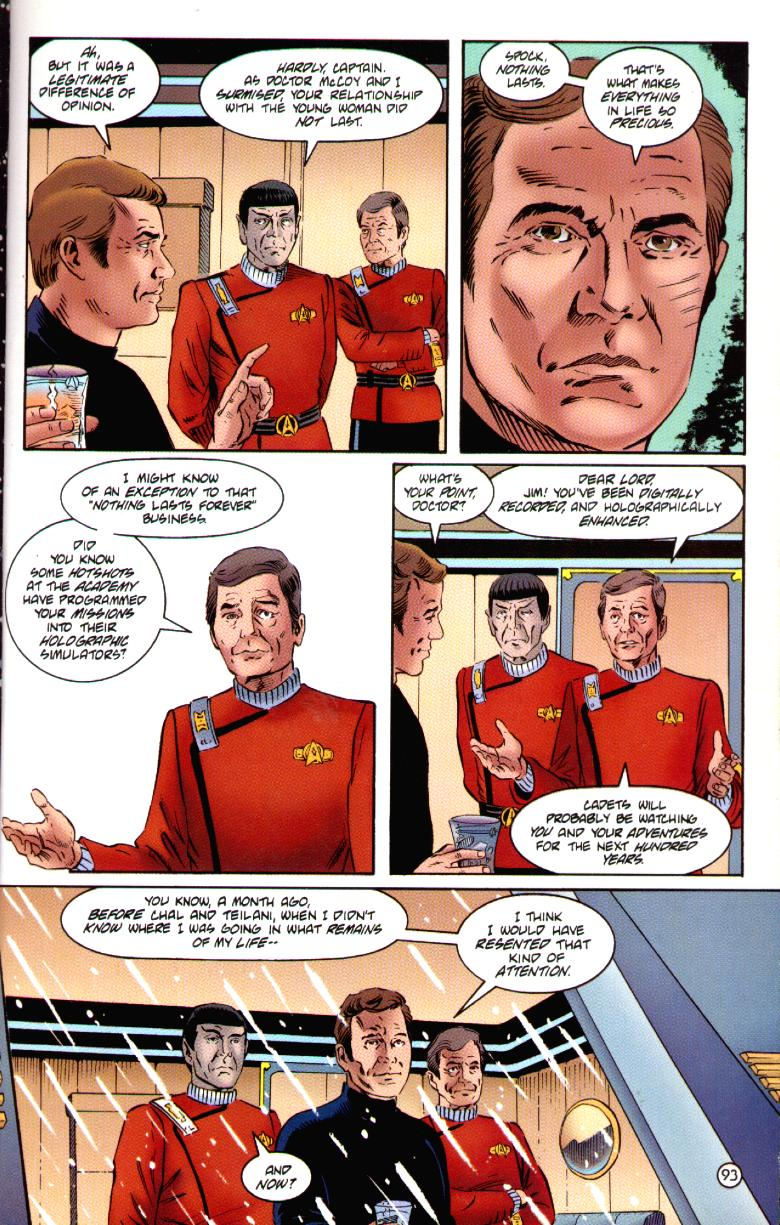 Read online Star Trek: The Ashes of Eden comic -  Issue # Full - 99