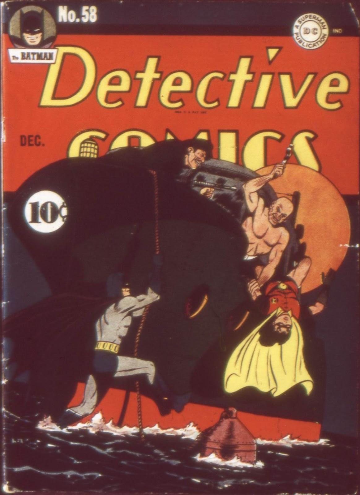 Detective Comics (1937) 58 Page 1