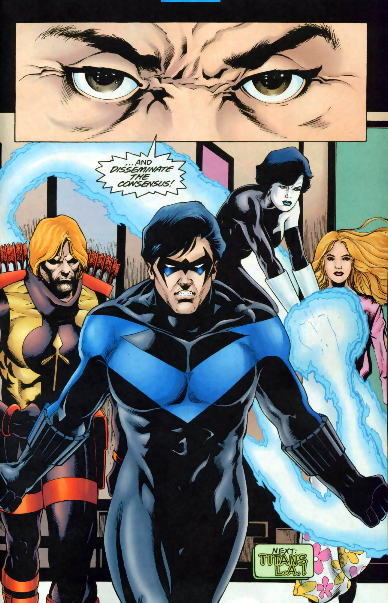 Read online The Titans (1999) comic -  Issue #48 - 23