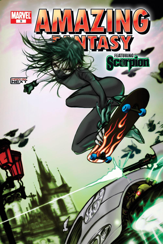 Read online Amazing Fantasy (2004) comic -  Issue #9 - 1