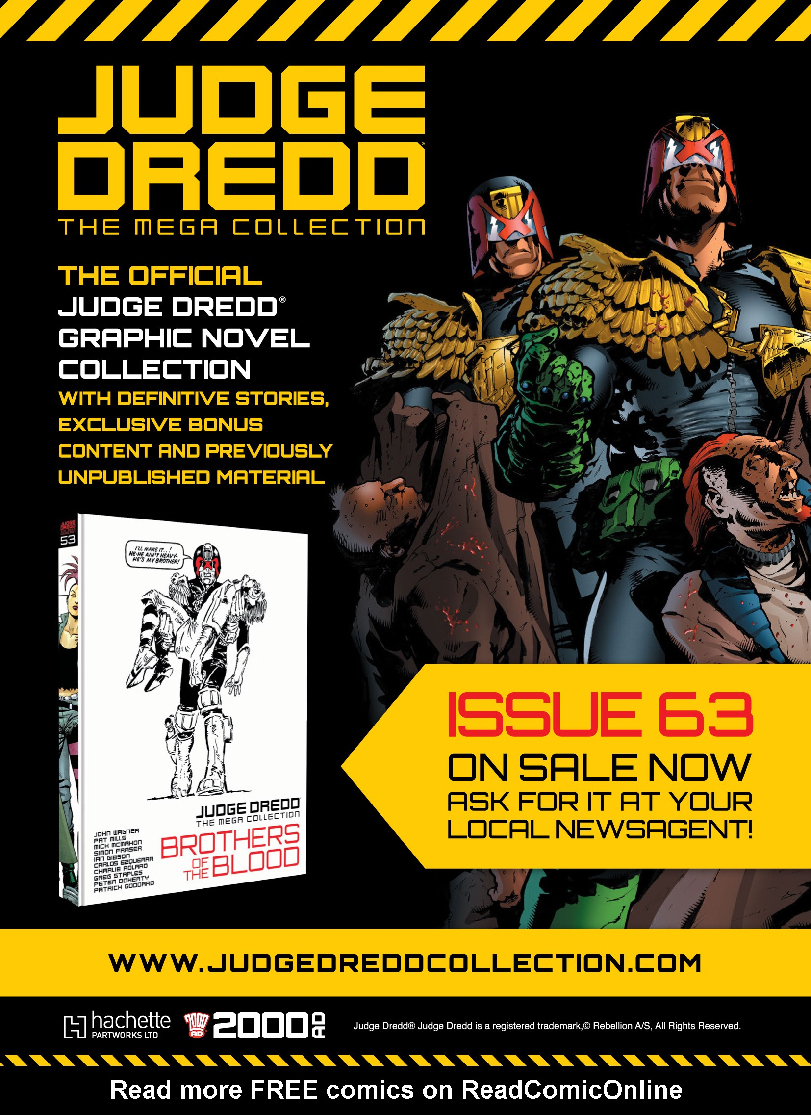 Read online 2000 AD comic -  Issue #2034 - 32