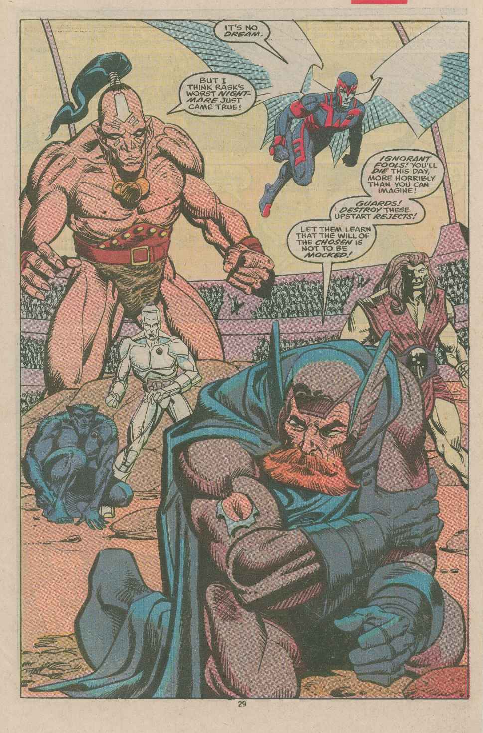 Read online X-Factor (1986) comic -  Issue #49 - 21