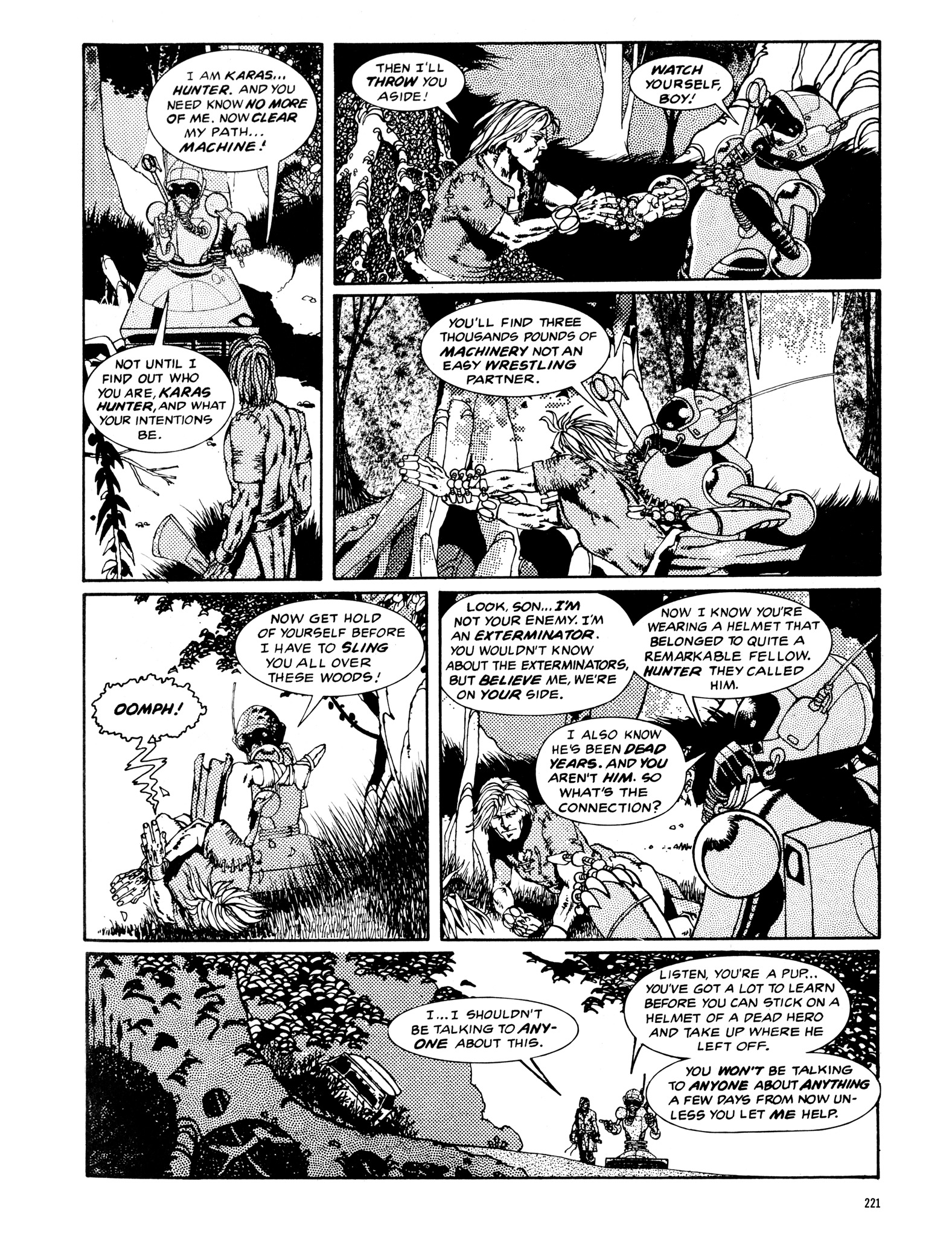 Read online Eerie Archives comic -  Issue # TPB 14 - 222