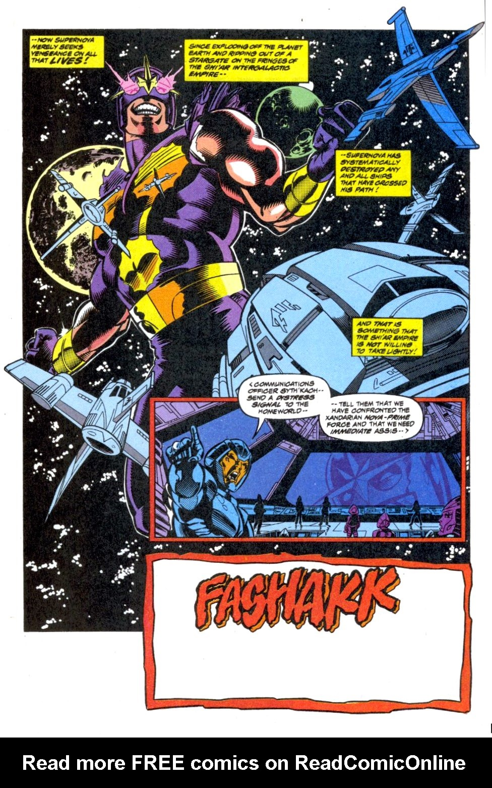 The New Warriors Issue #41 #45 - English 7