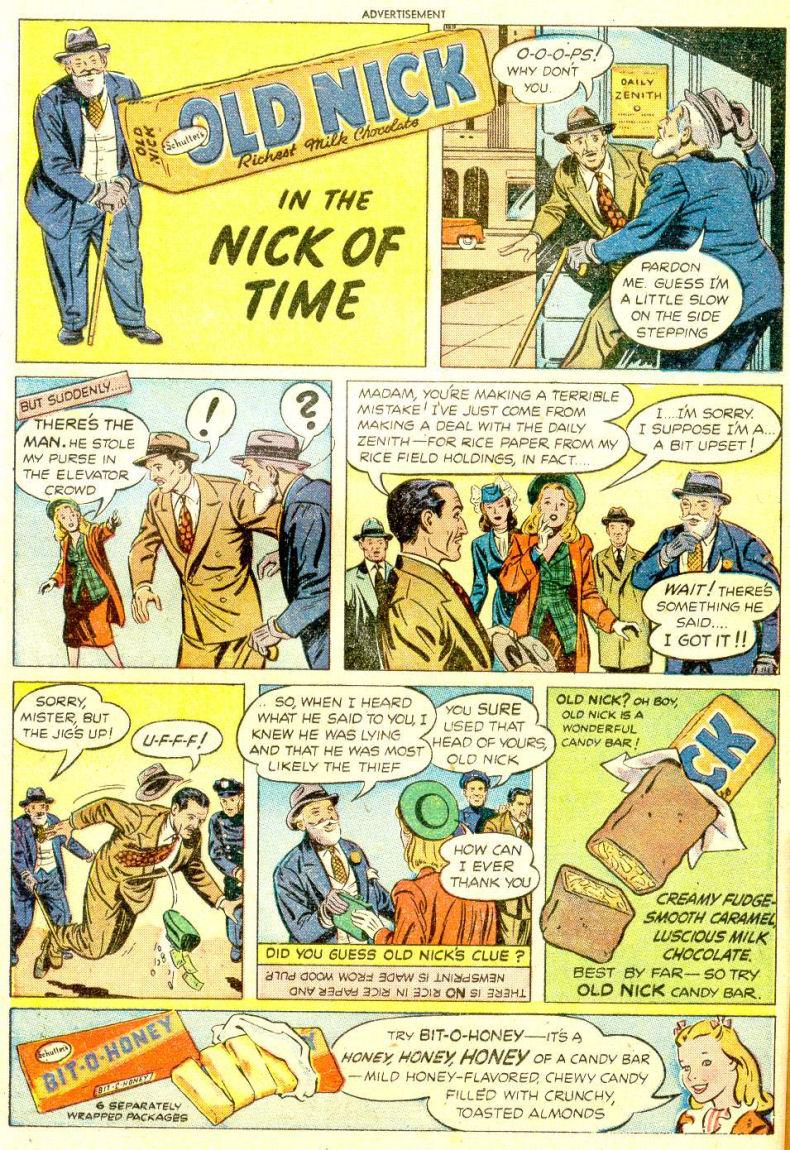 Read online Sensation (Mystery) Comics comic -  Issue #77 - 16