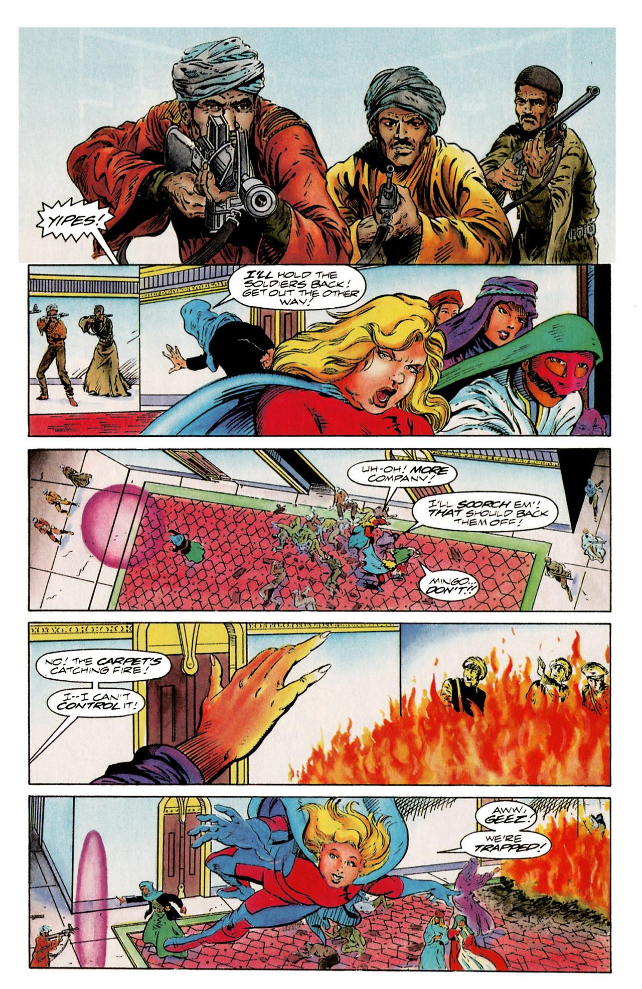 Read online Harbinger (1992) comic -  Issue #20 - 14