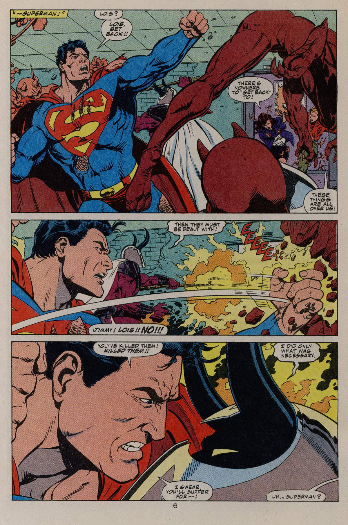 Read online Action Comics (1938) comic -  Issue #680 - 9