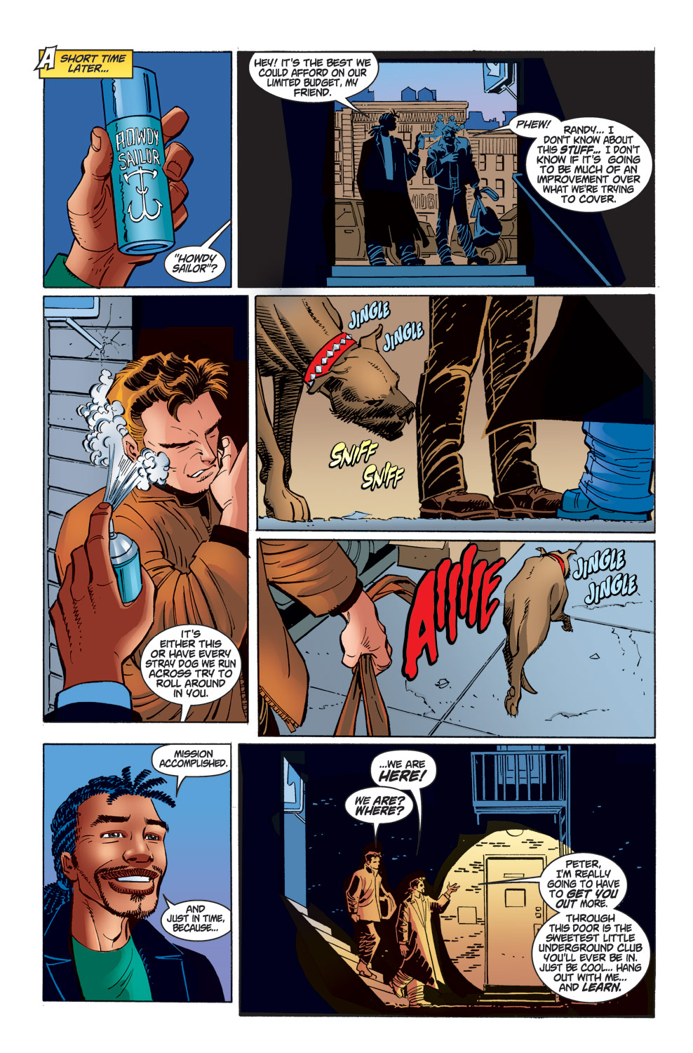 The Amazing Spider-Man (1999) 27 Page 8