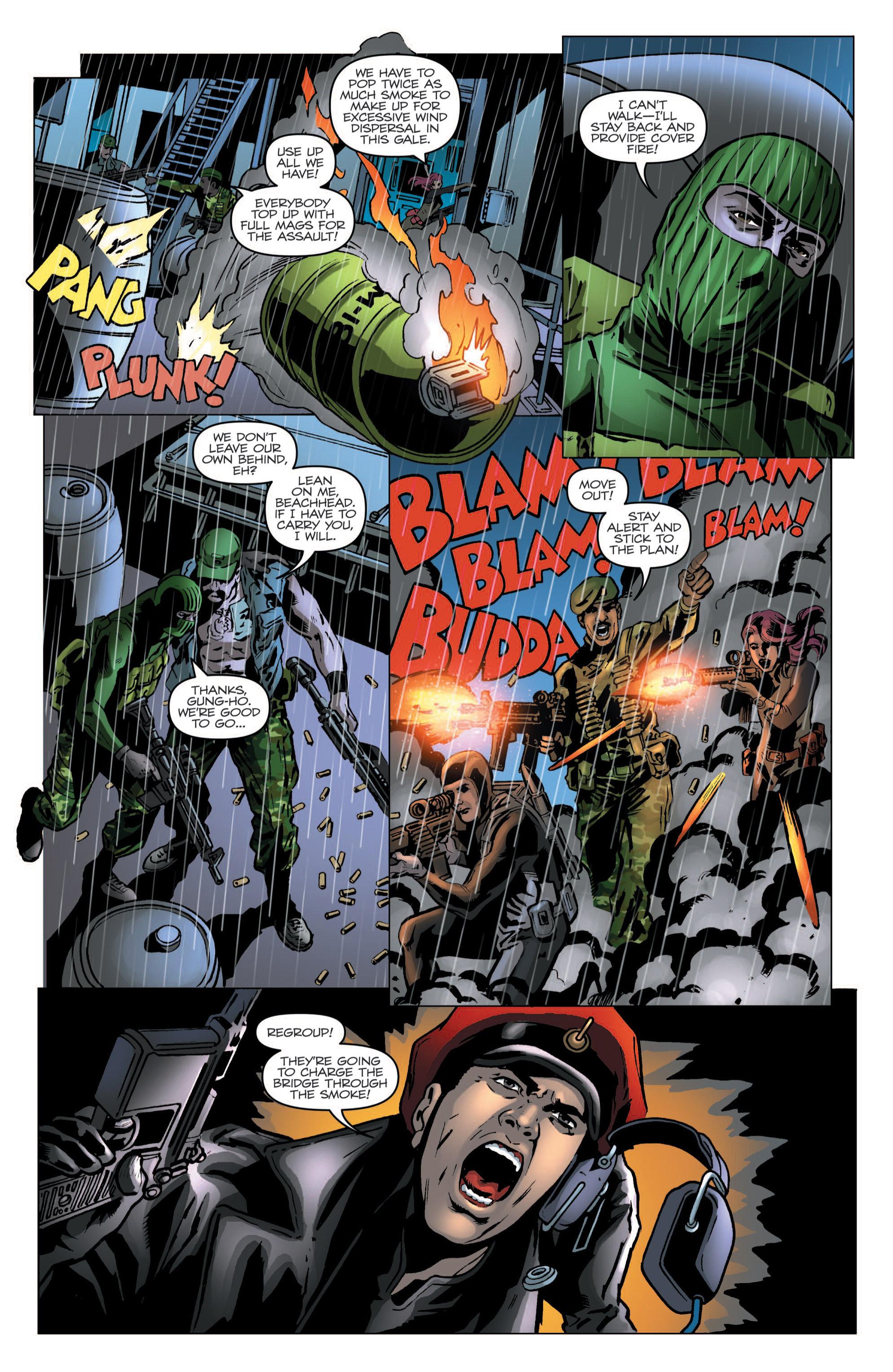 G.I. Joe: A Real American Hero 189 Page 6