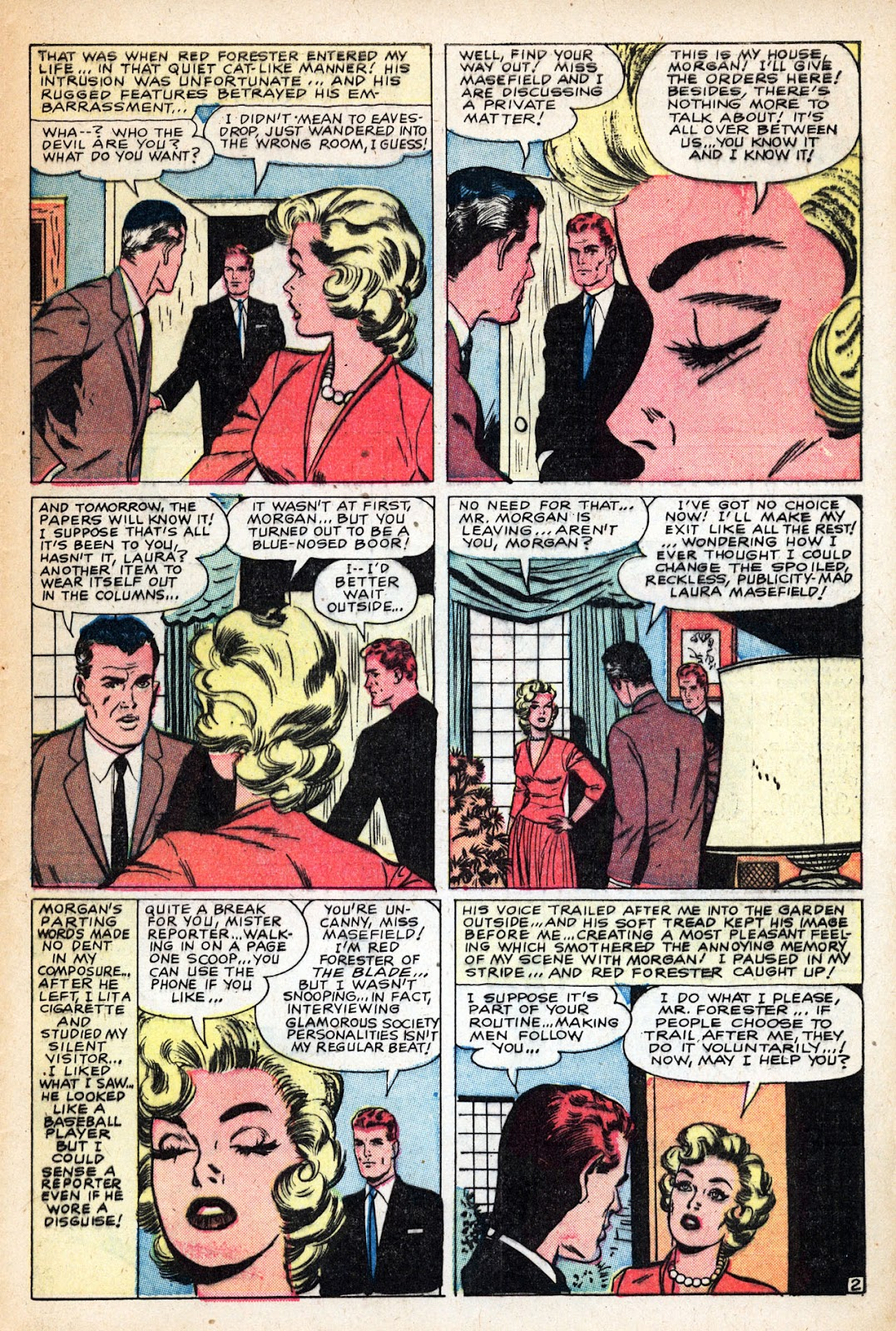Love Romances (1949) issue 83 - Page 29