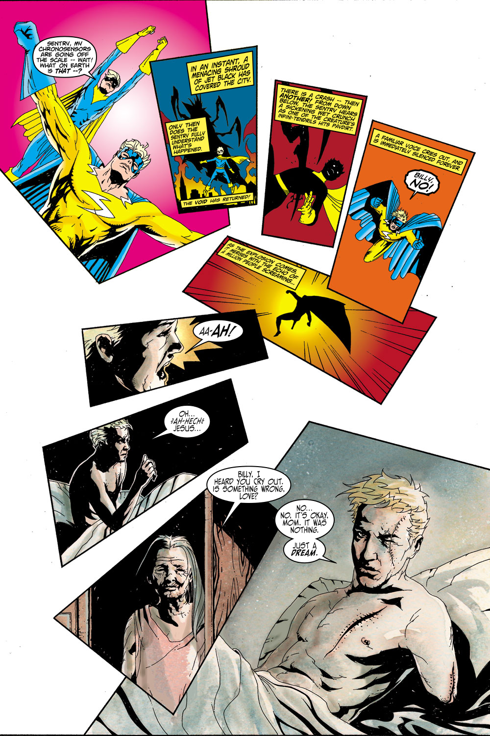 Read online Sentry (2000) comic -  Issue #4 - 20