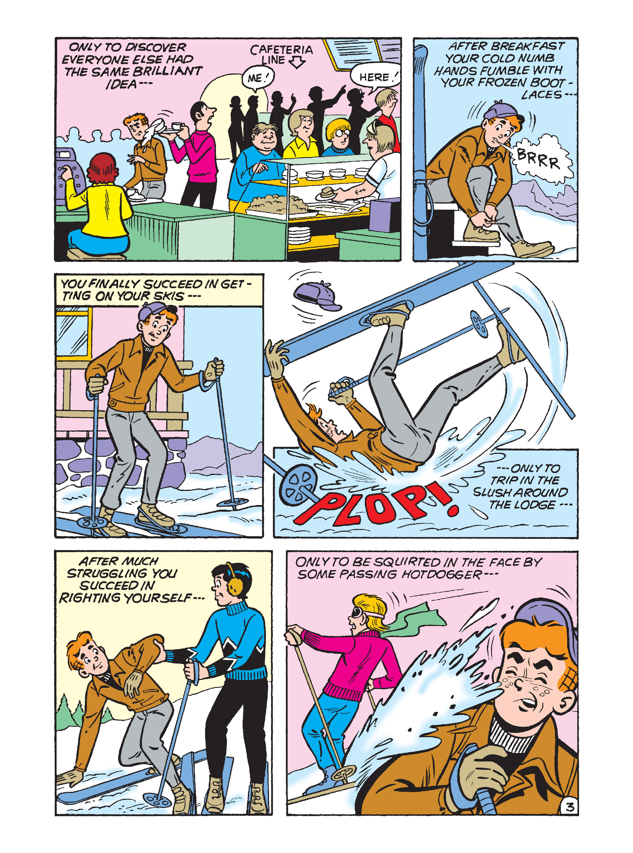 Read online Archie's Funhouse Double Digest comic -  Issue #1 - 86