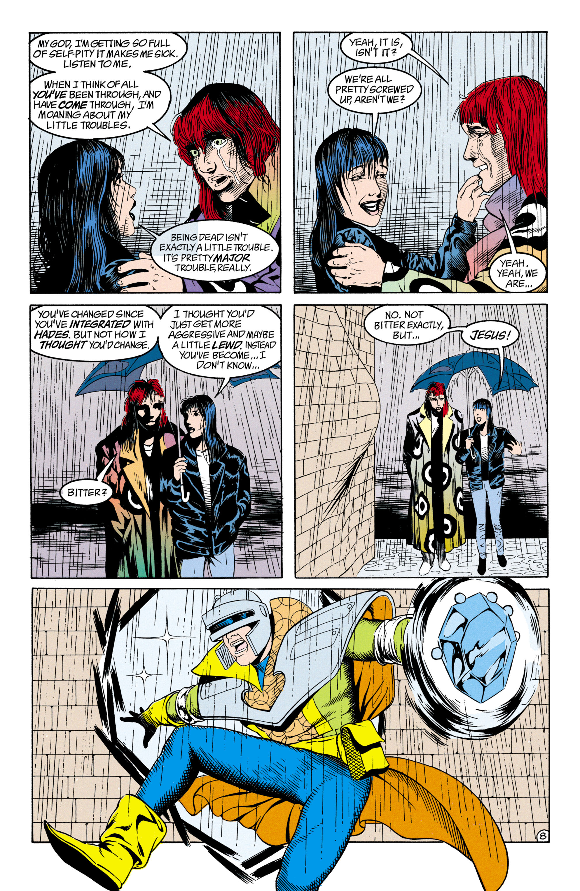 Read online Shade, the Changing Man comic -  Issue #31 - 9