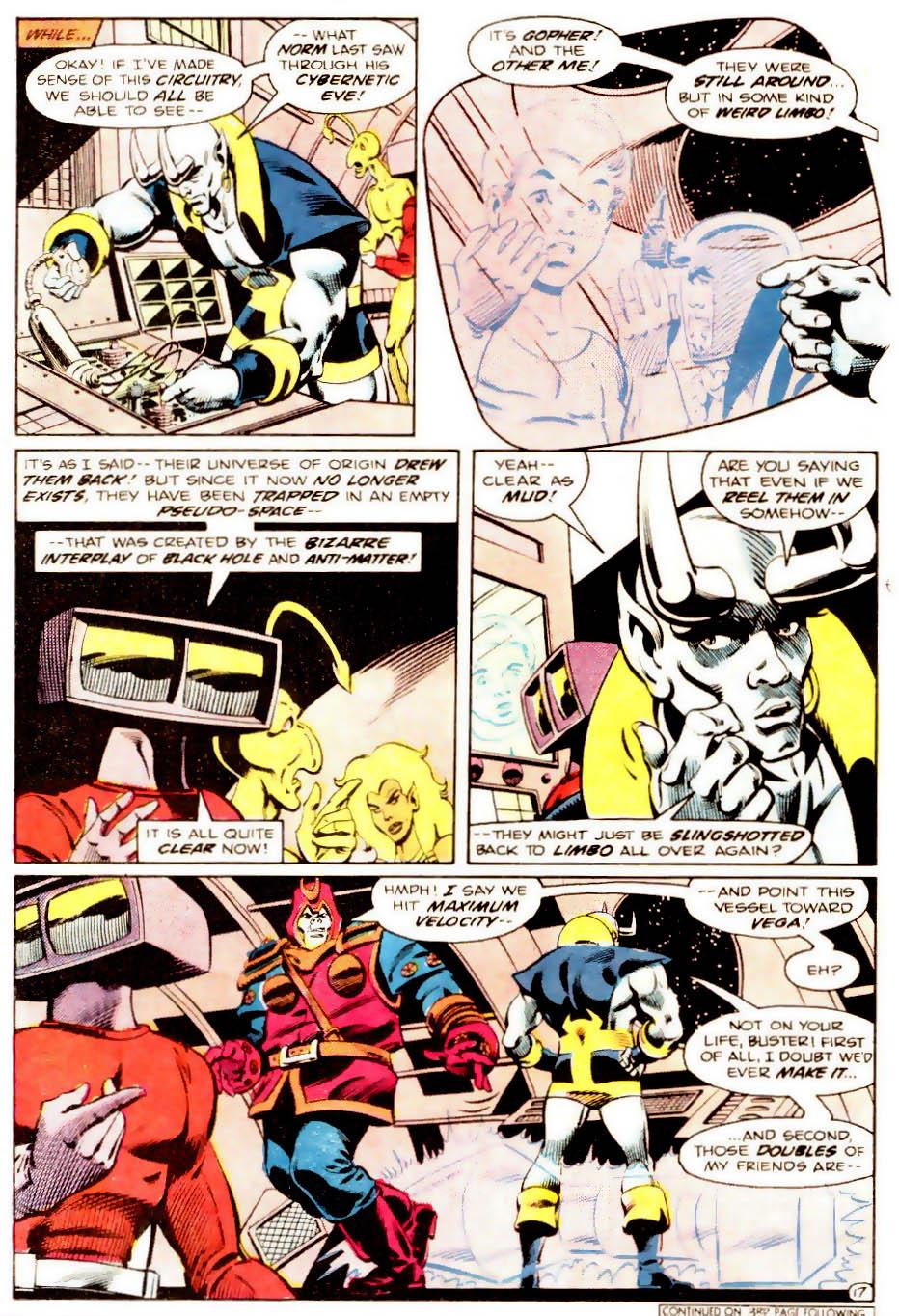 Blue Devil 18 Page 17