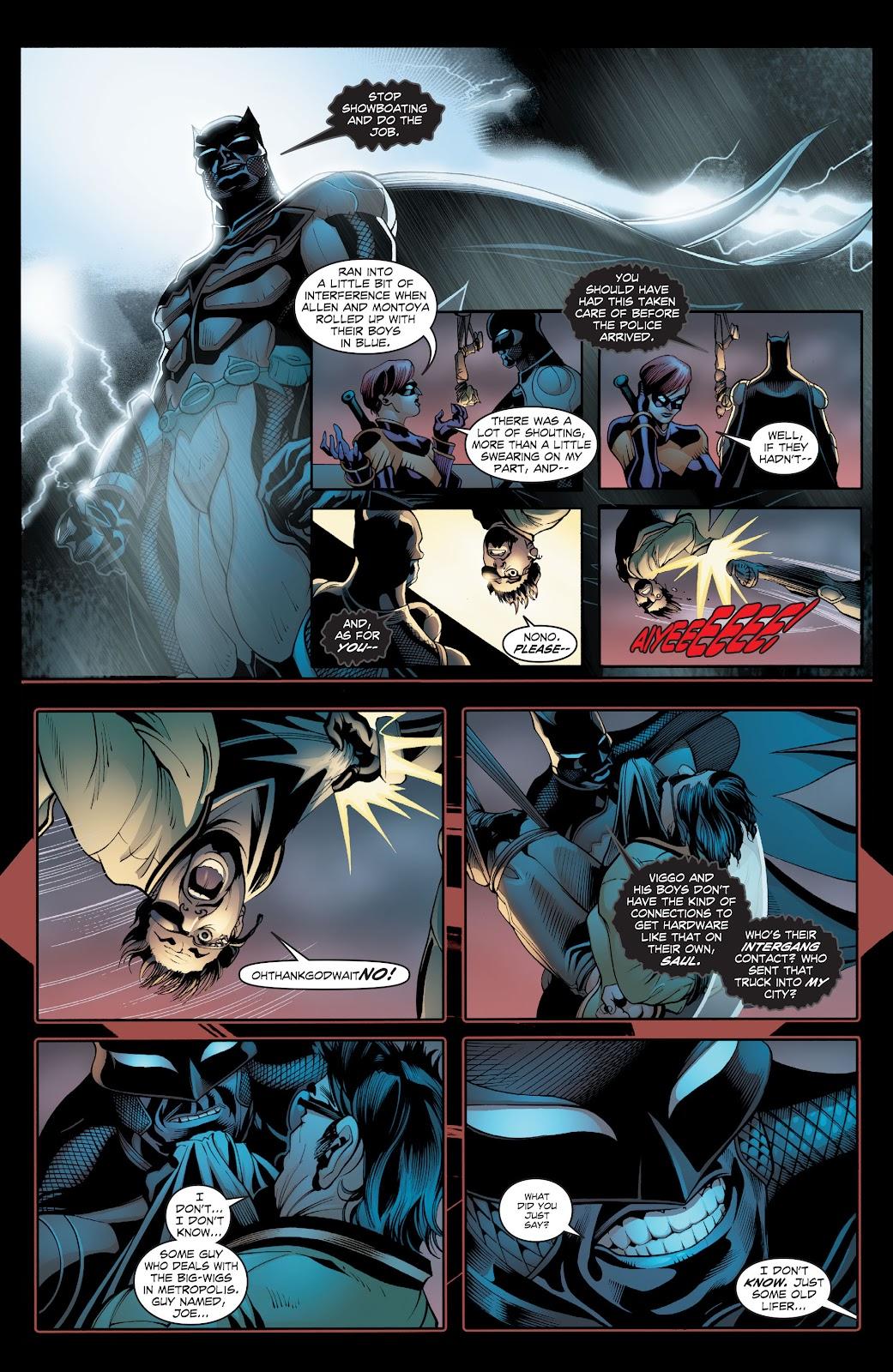 Read online Smallville Season 11 [II] comic -  Issue # TPB 2 - 15