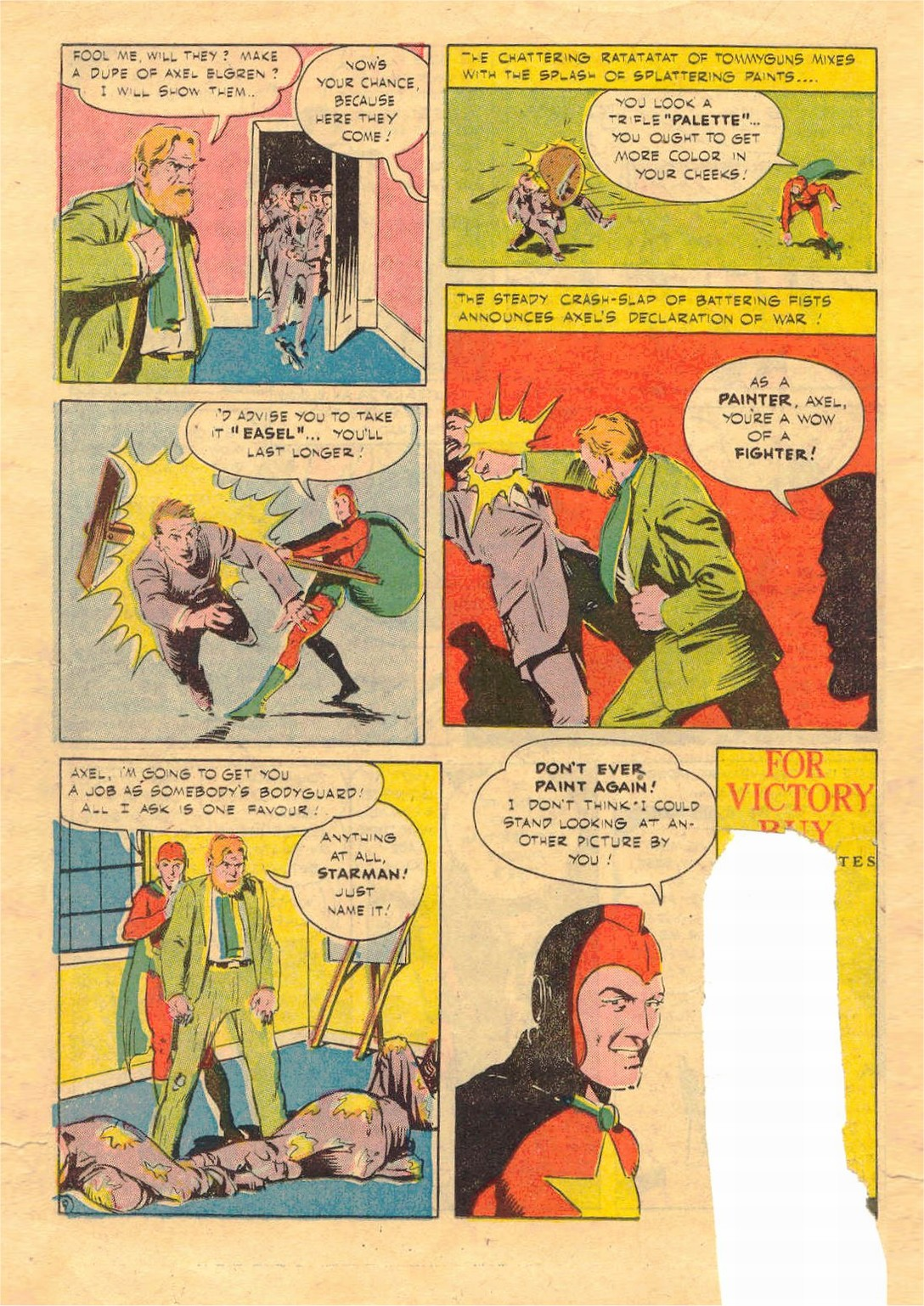 Read online Adventure Comics (1938) comic -  Issue #87 - 40