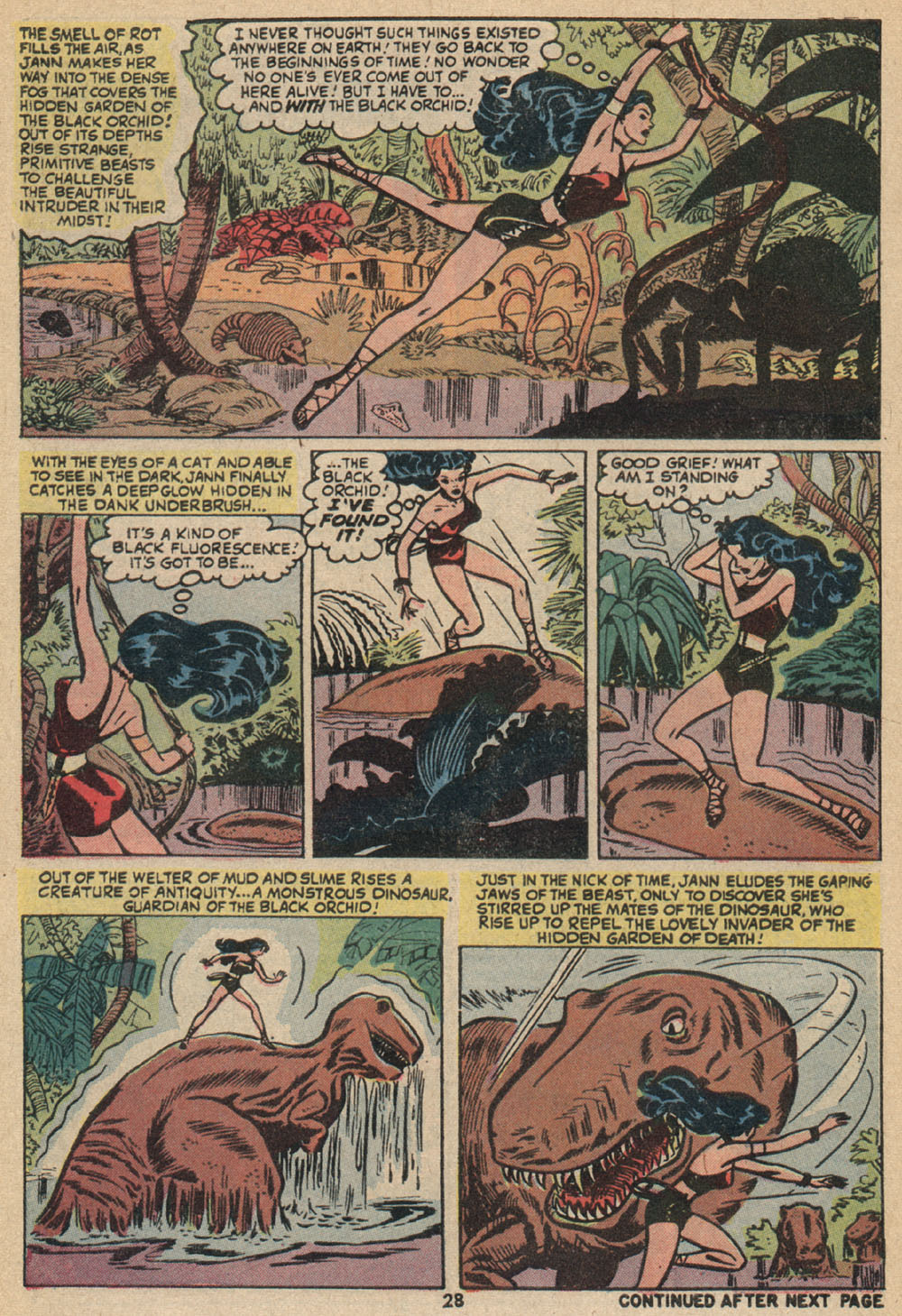 Astonishing Tales (1970) issue 14 - Page 20