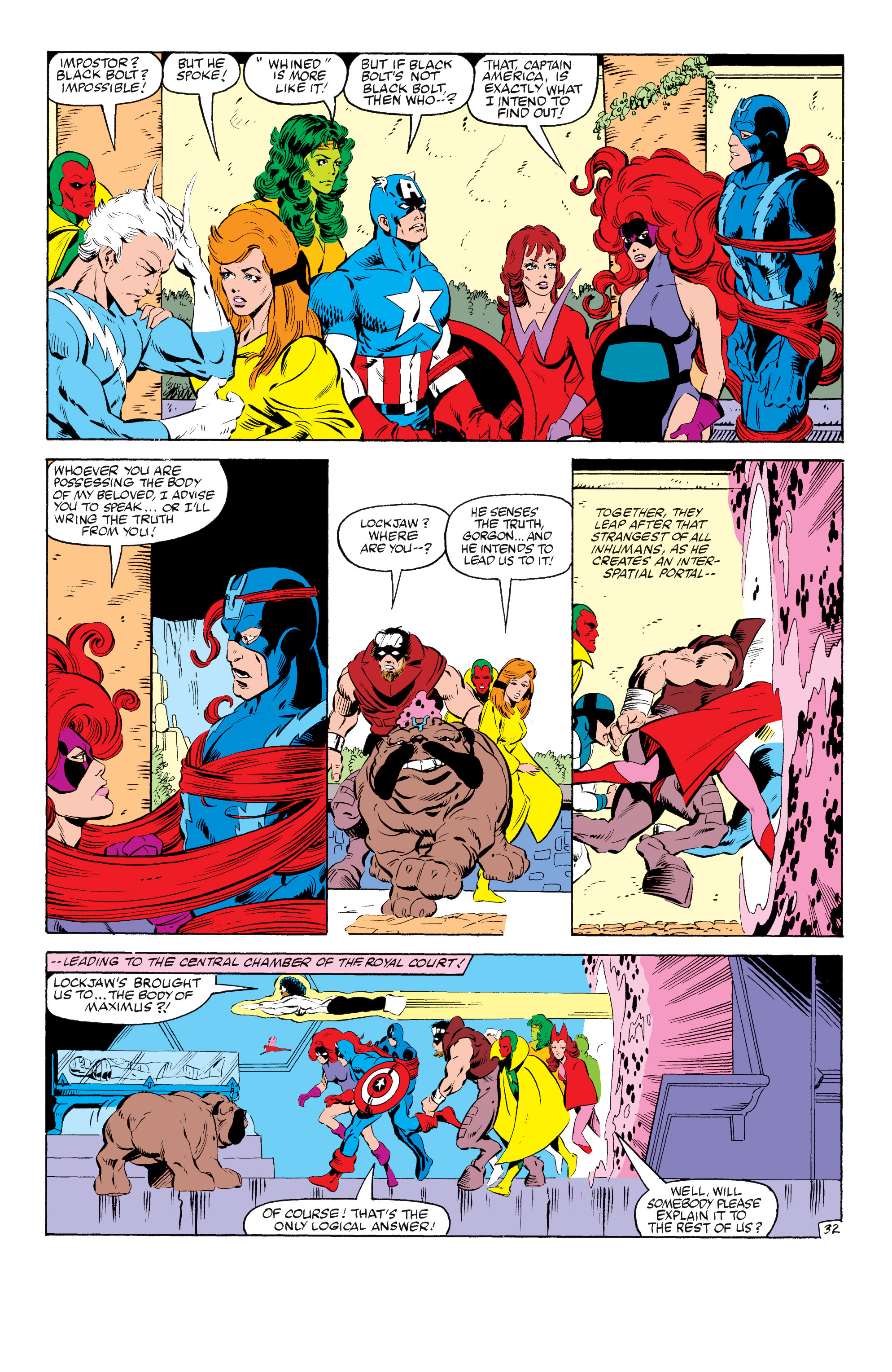 The Avengers (1963) _Annual_12 Page 31