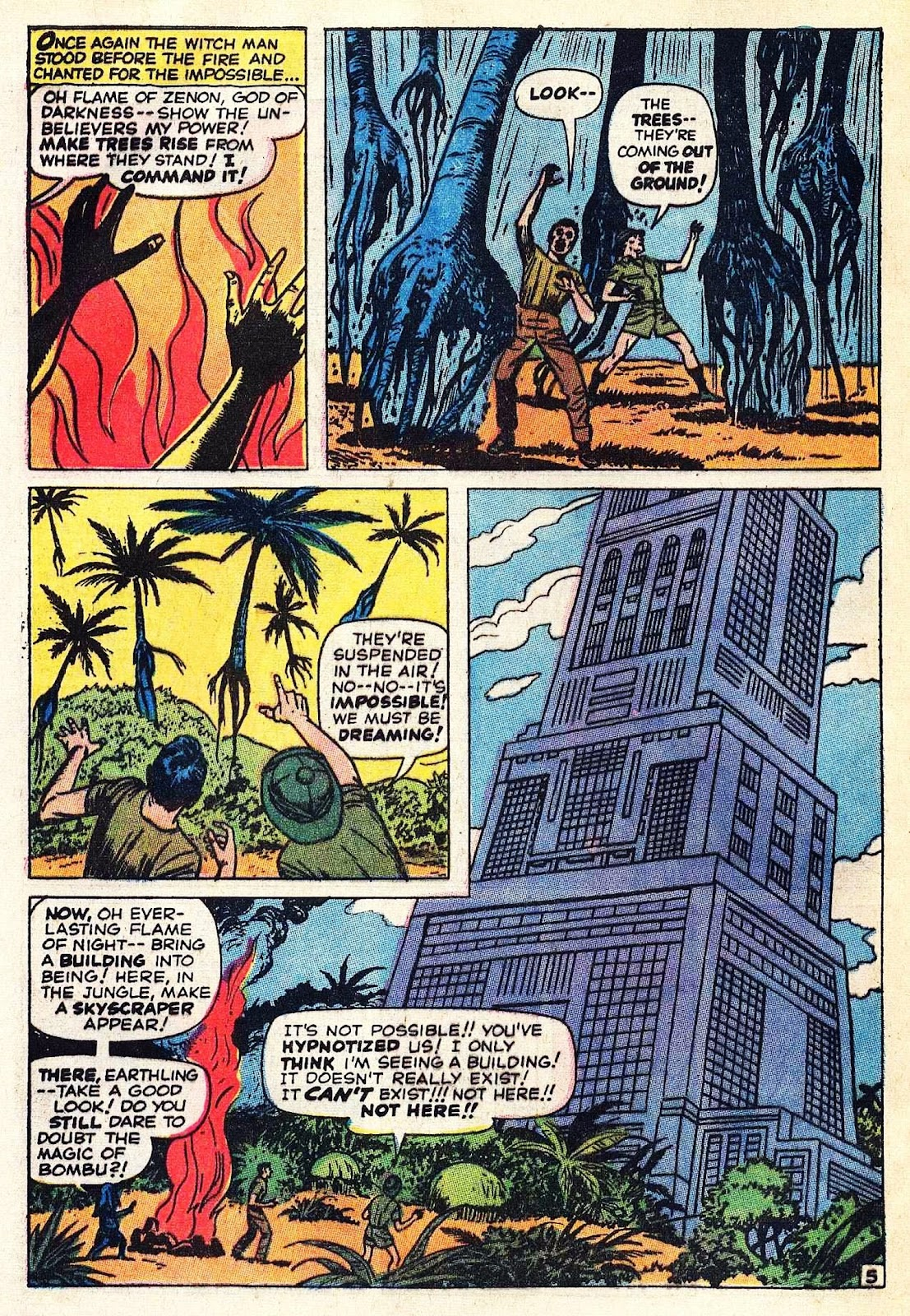 Where Monsters Dwell (1970) issue 9 - Page 8